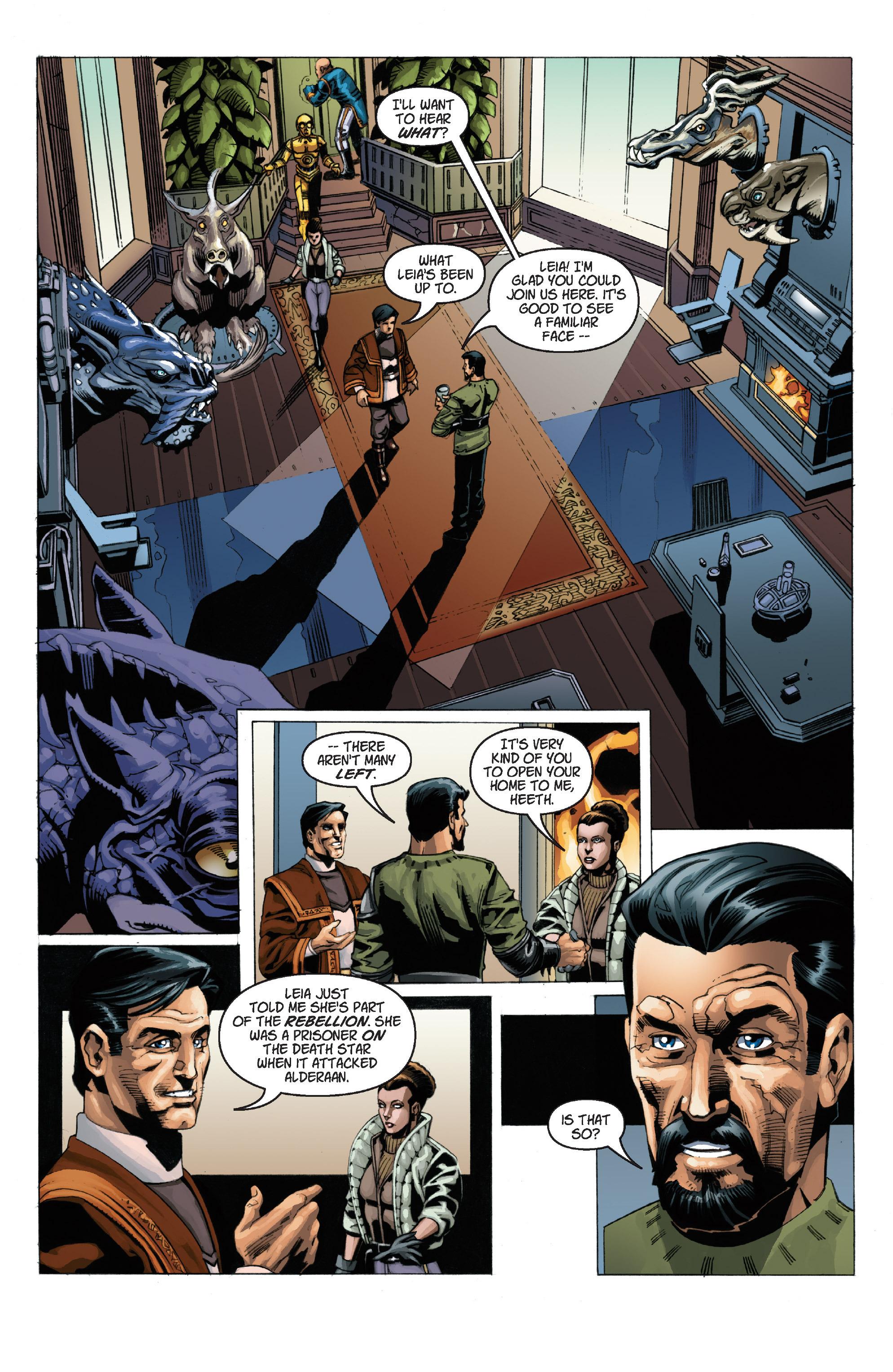Read online Star Wars Omnibus comic -  Issue # Vol. 17 - 247