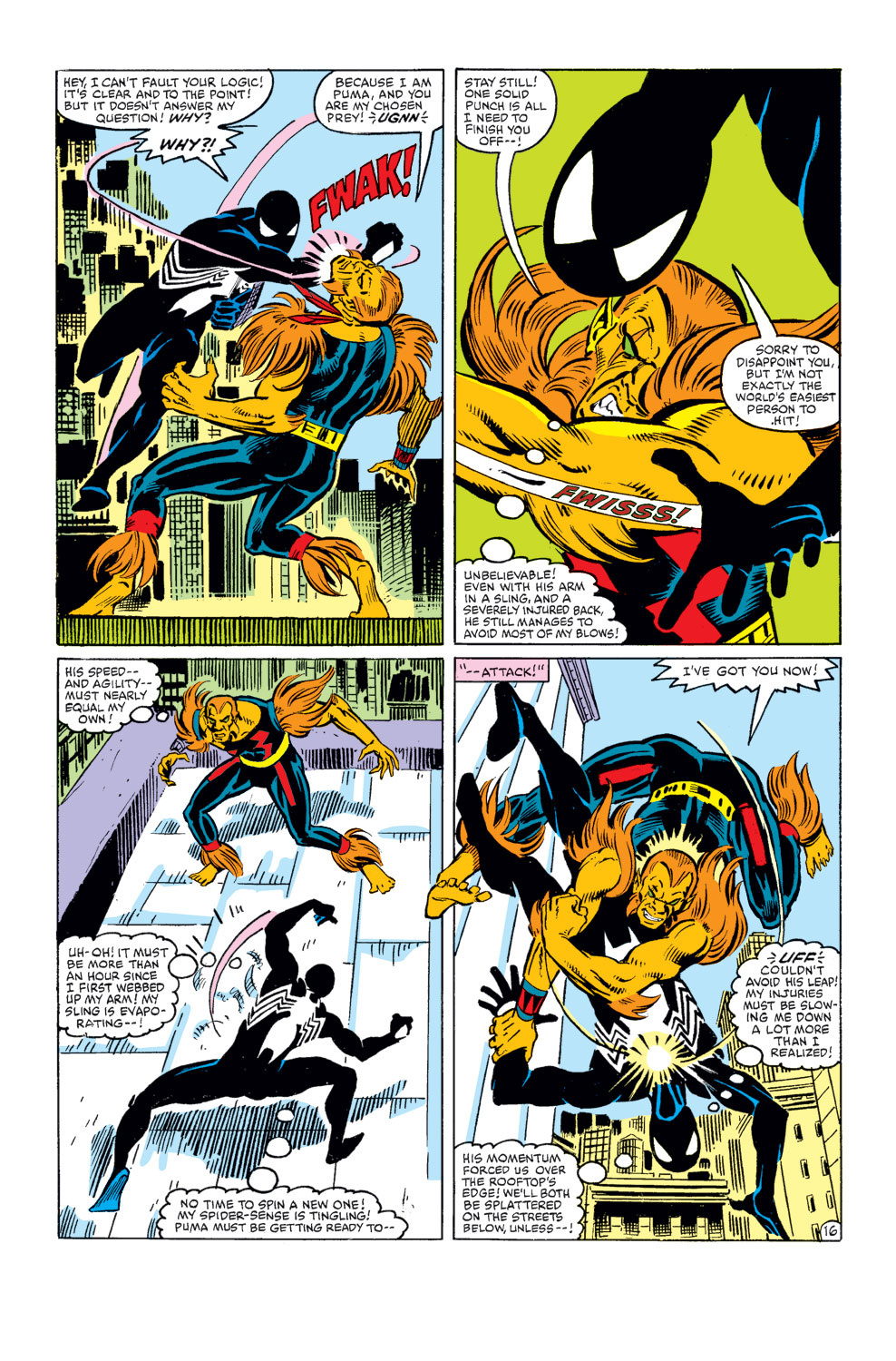 The Amazing Spider-Man (1963) 257 Page 16