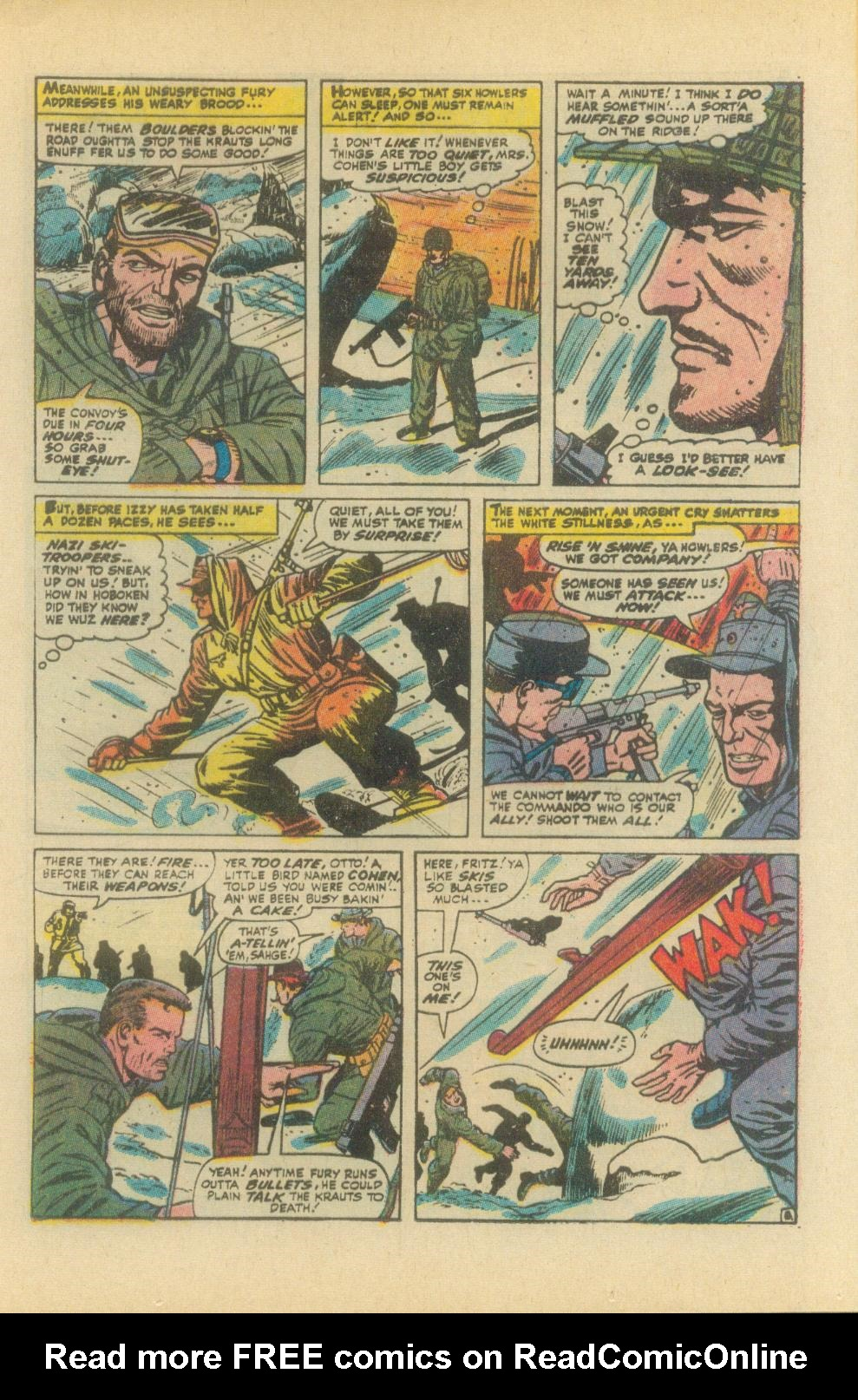 Read online Sgt. Fury comic -  Issue #93 - 13