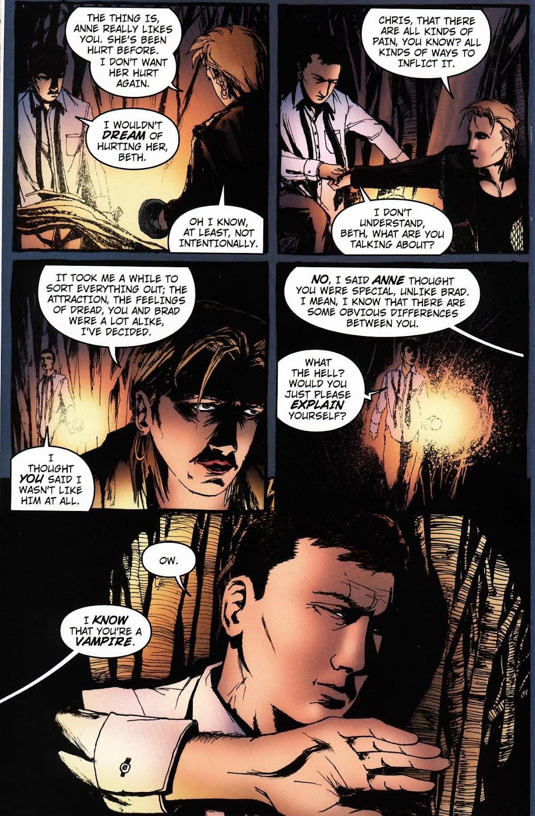 Read online Vampire the Masquerade comic -  Issue # Ventrue - 41