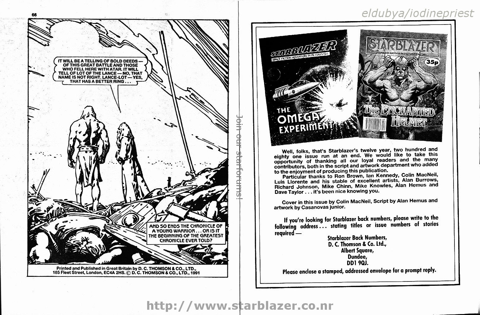 Starblazer issue 281 - Page 35