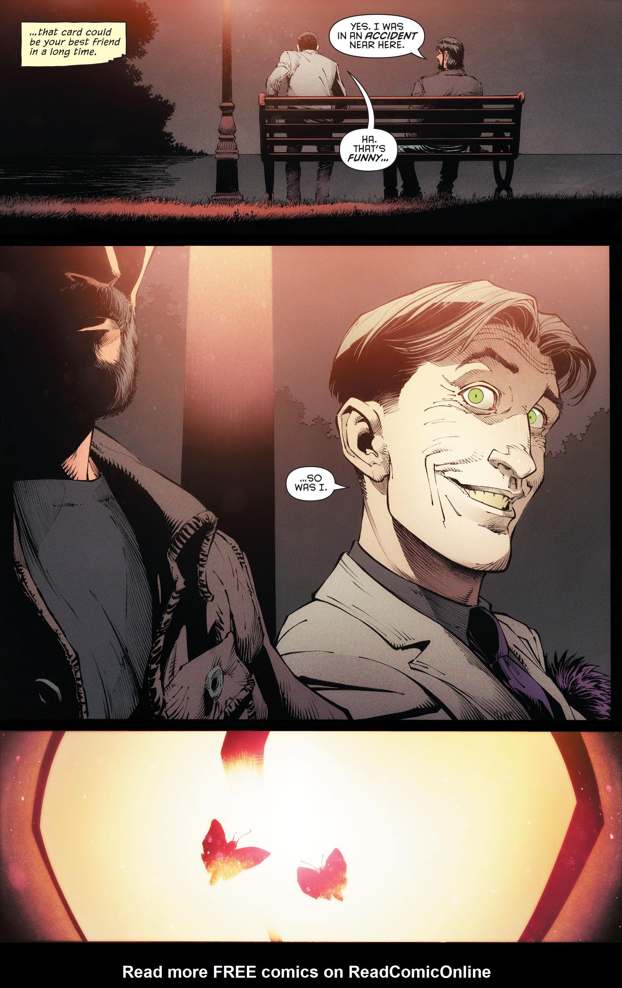 Read online Batman (2011) comic -  Issue # _TPB 9 - 50