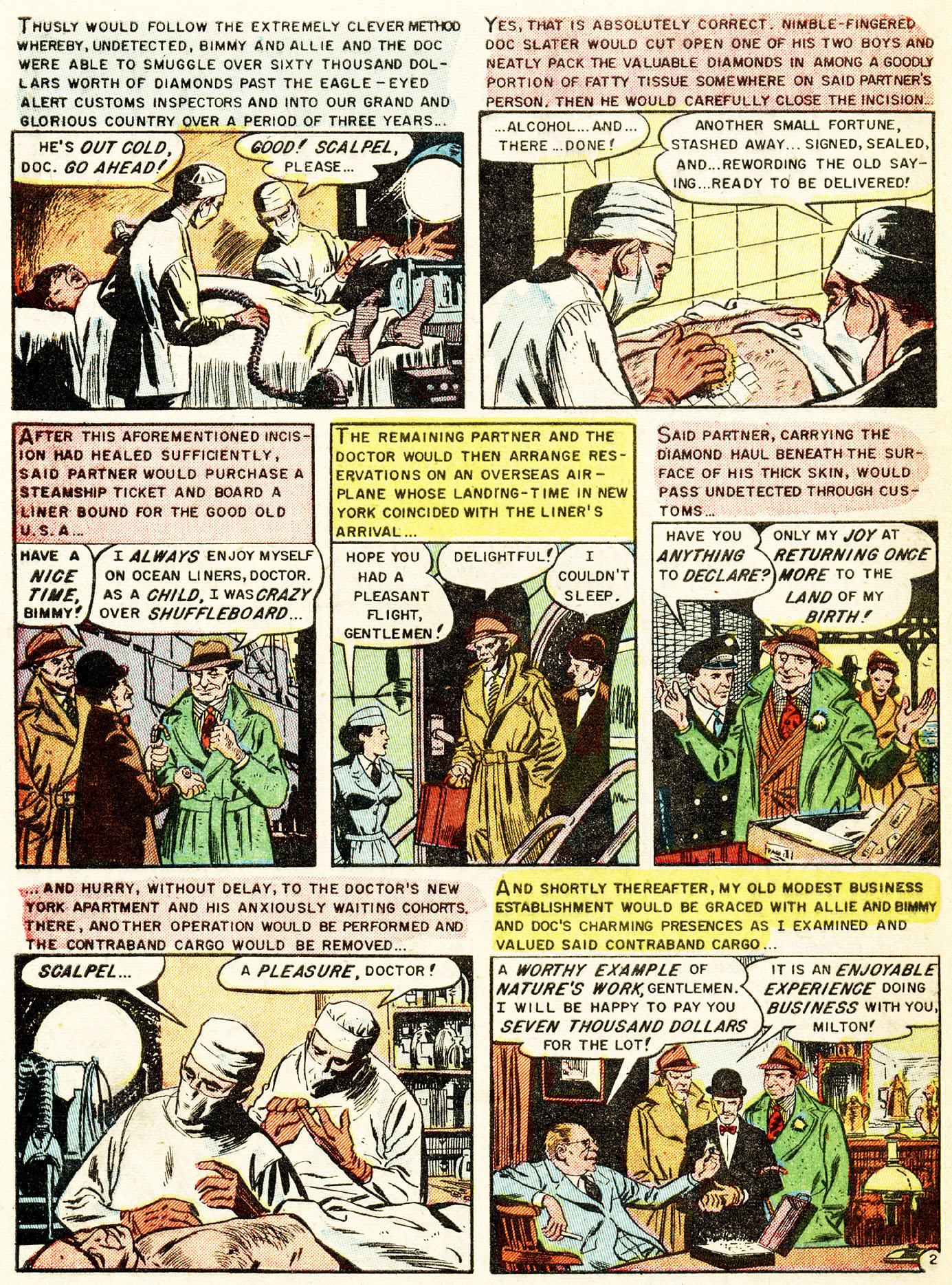 Read online Shock SuspenStories comic -  Issue #17 - 28
