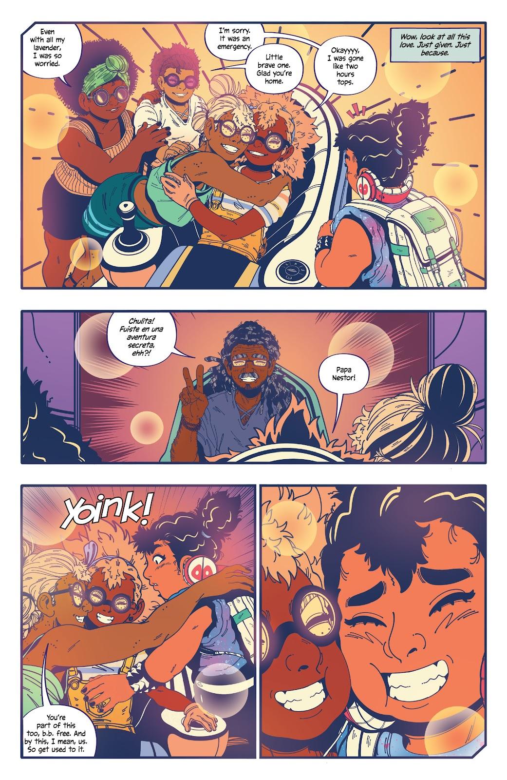 Read online b.b. free comic -  Issue #2 - 6