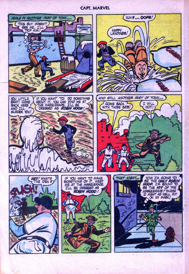 Captain Marvel Adventures issue 87 - Page 35
