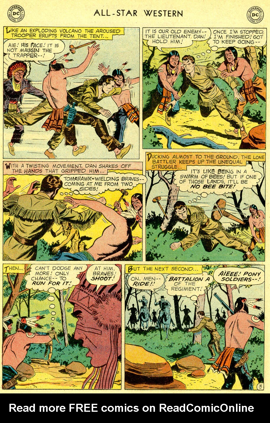 Read online All-Star Western (1951) comic -  Issue #103 - 20