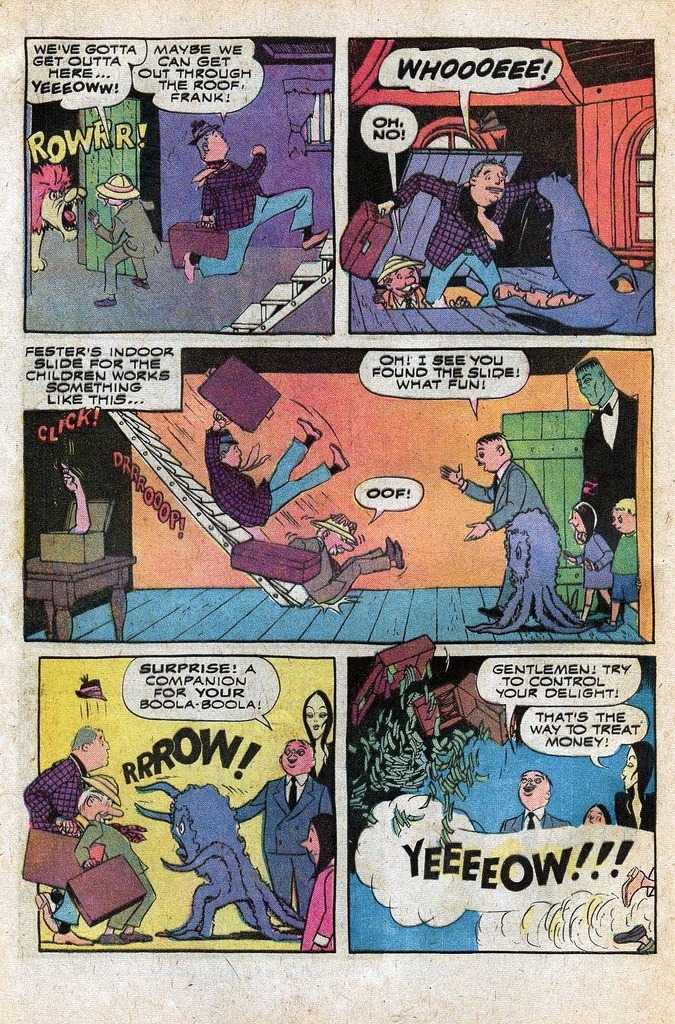 Read online Addams Family comic -  Issue #1 - 26