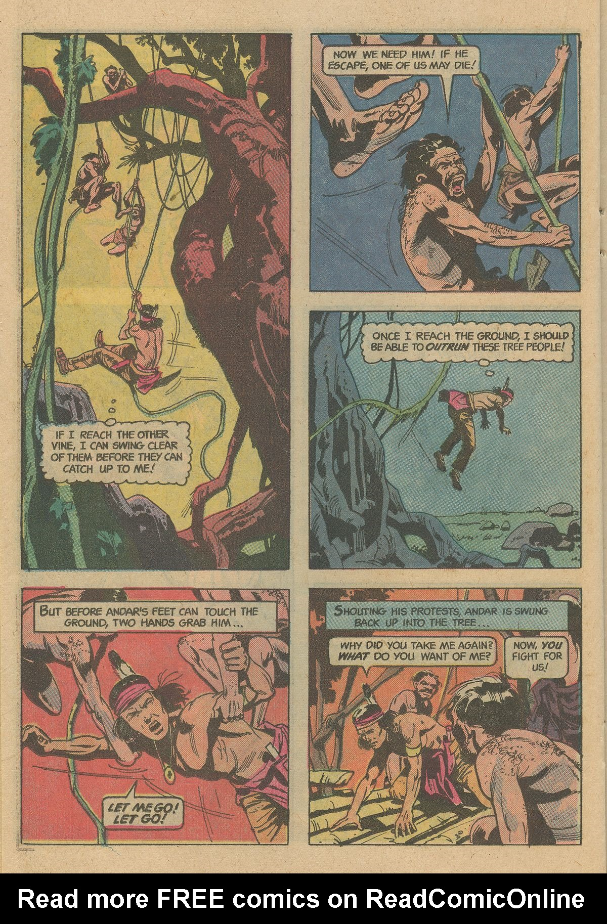 Read online Turok, Son of Stone comic -  Issue #128 - 22