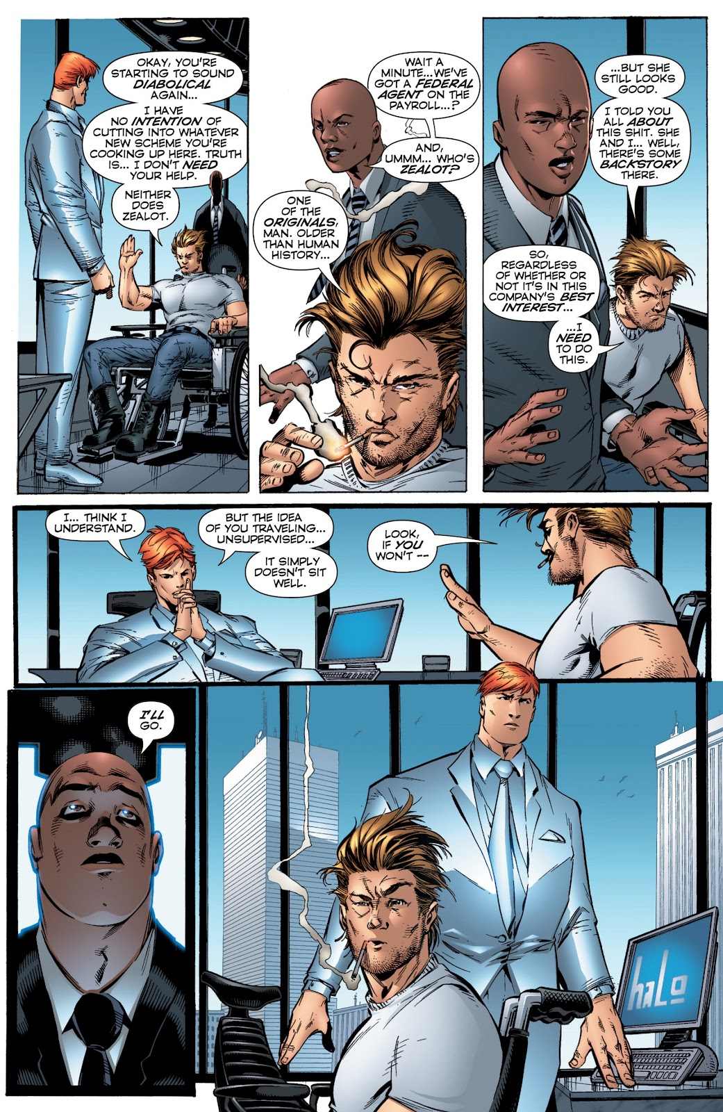 Wildcats Version 3.0 Issue #20 #20 - English 5