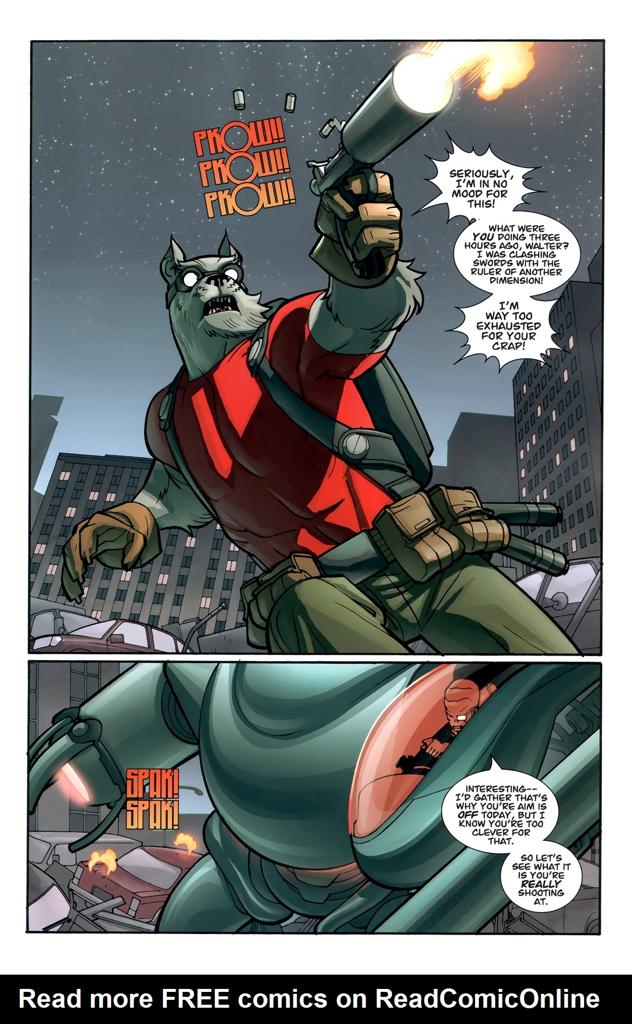 Read online Science Dog Special comic -  Issue #1 - 14