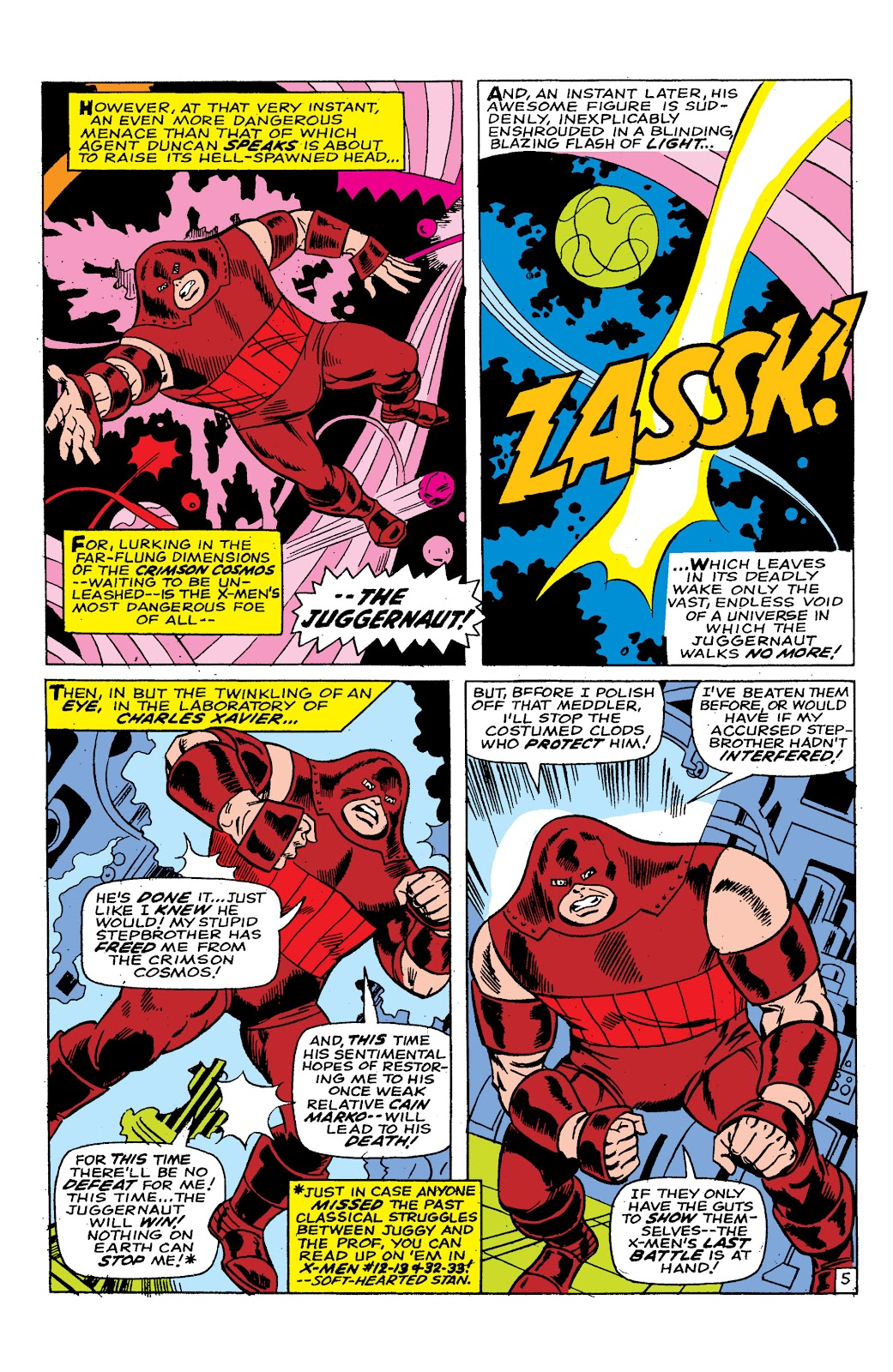 Uncanny X-Men (1963) issue 46 - Page 6