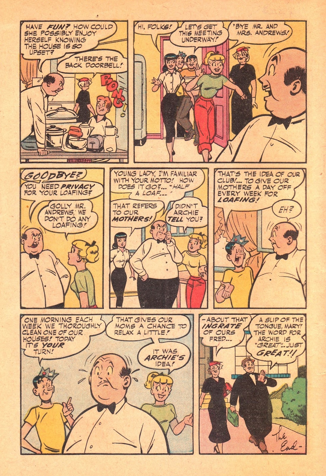 Archie Comics issue 094 - Page 8