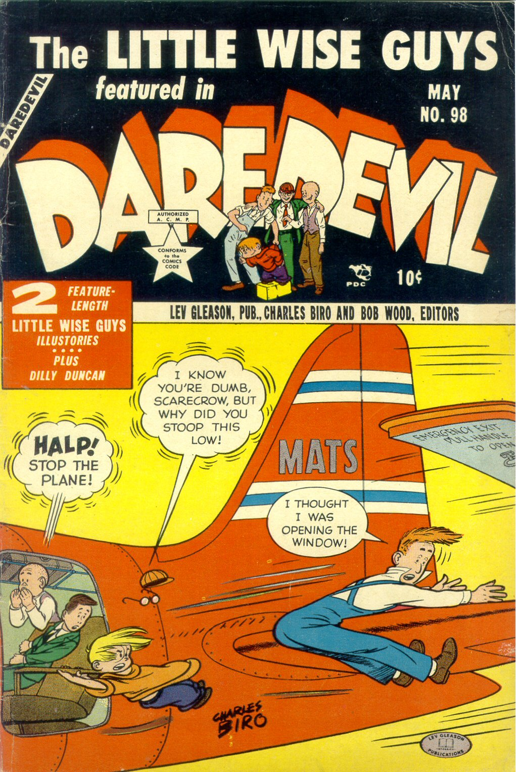 Daredevil (1941) 98 Page 1