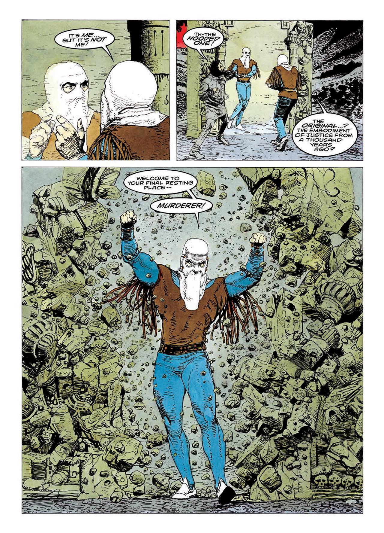 Read online Mazeworld comic -  Issue # TPB - 168