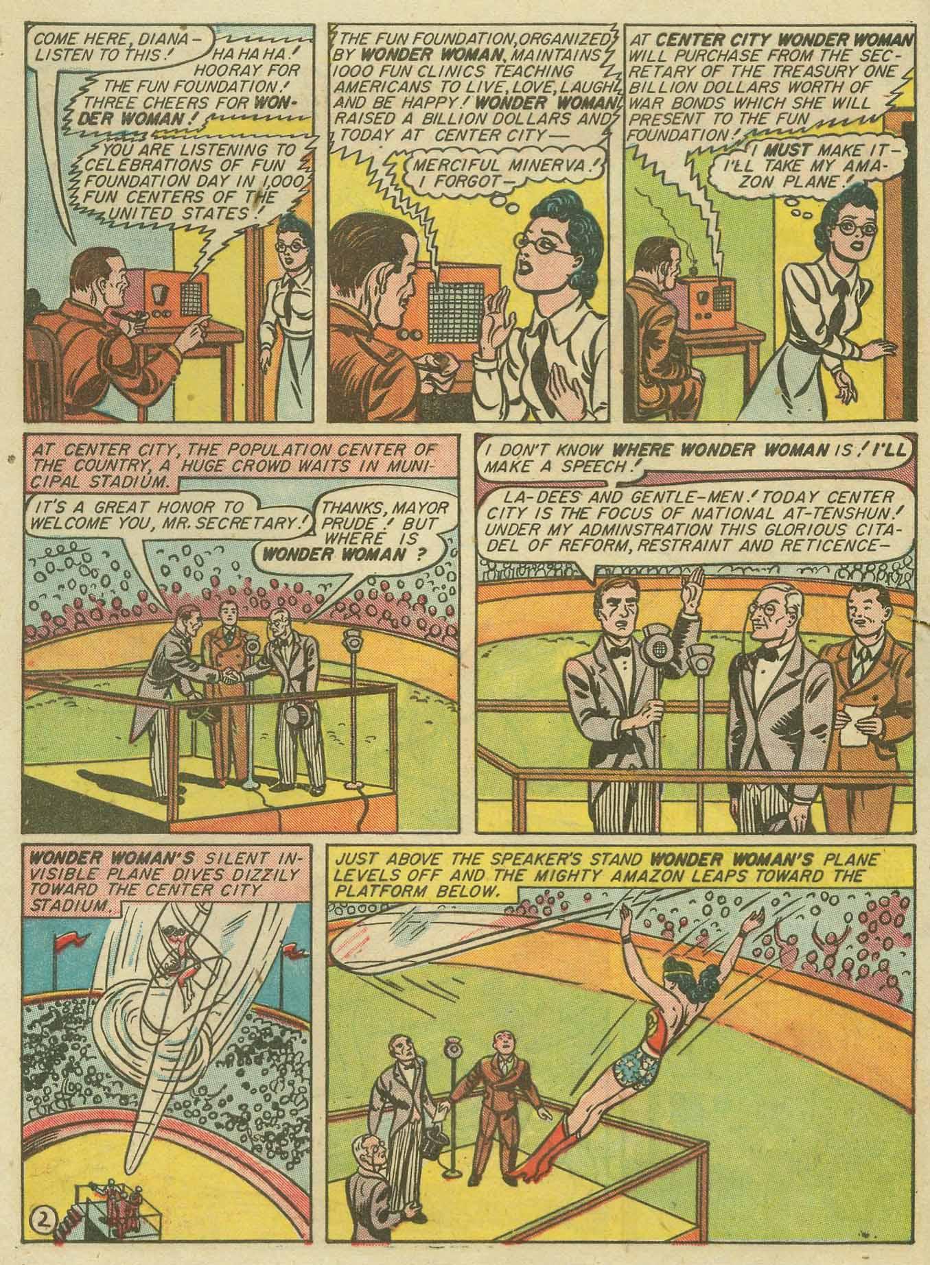 Read online Sensation (Mystery) Comics comic -  Issue #28 - 4