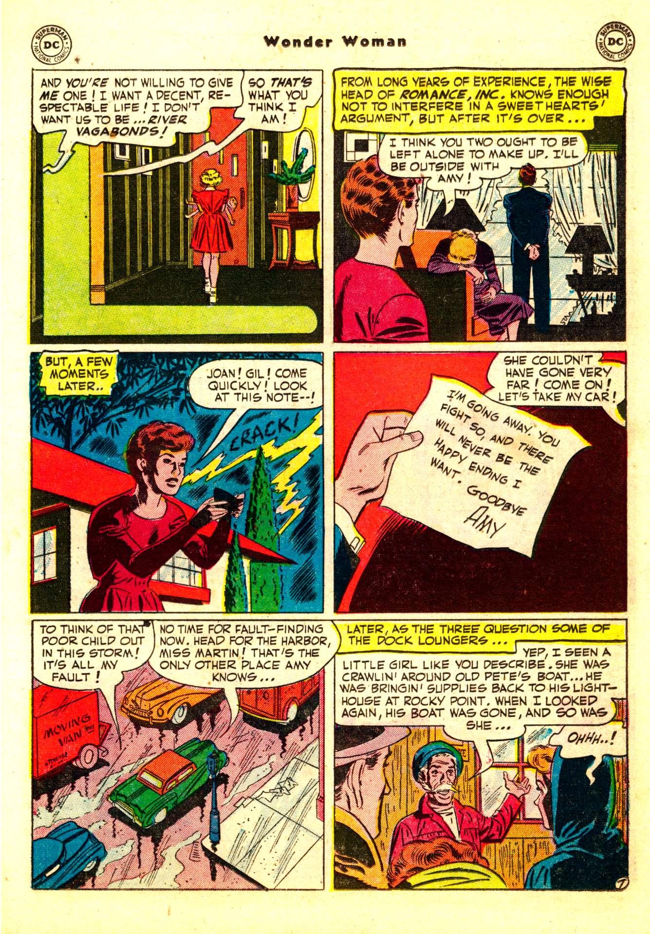 Read online Wonder Woman (1942) comic -  Issue #50 - 23