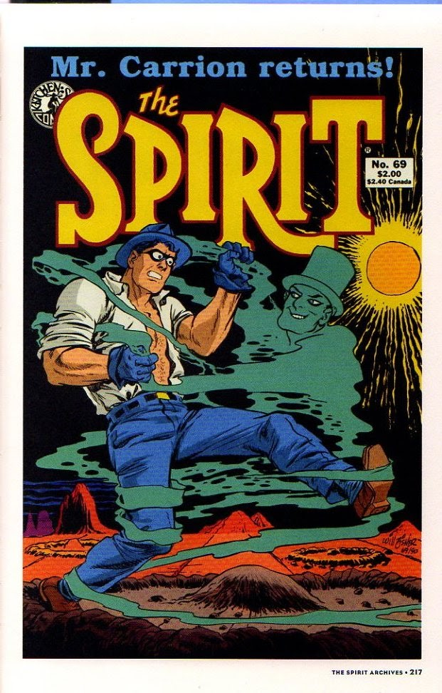 Read online Will Eisner's The Spirit Archives comic -  Issue # TPB 26 (Part 3) - 24