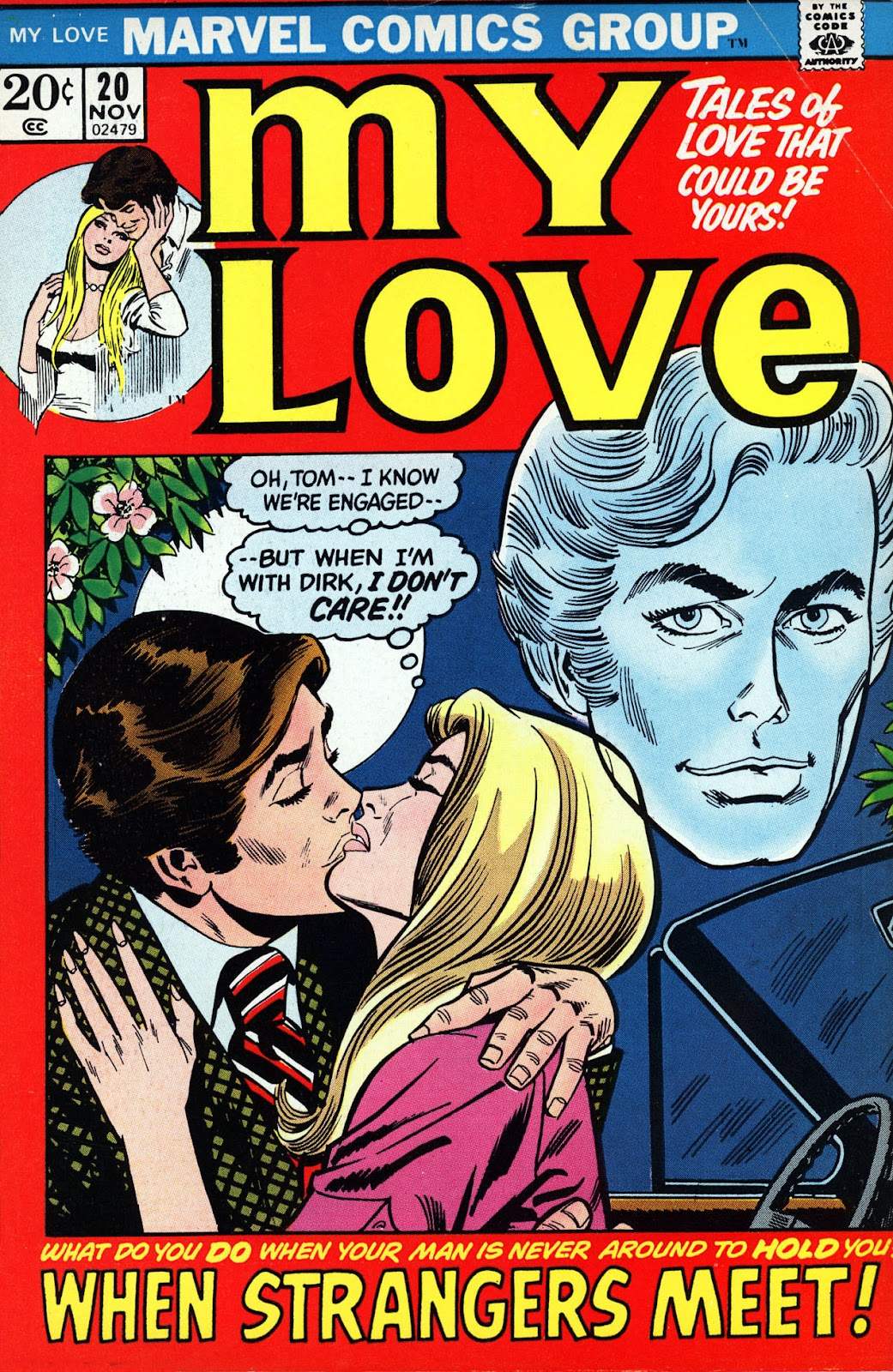 My Love (1969) issue 20 - Page 1