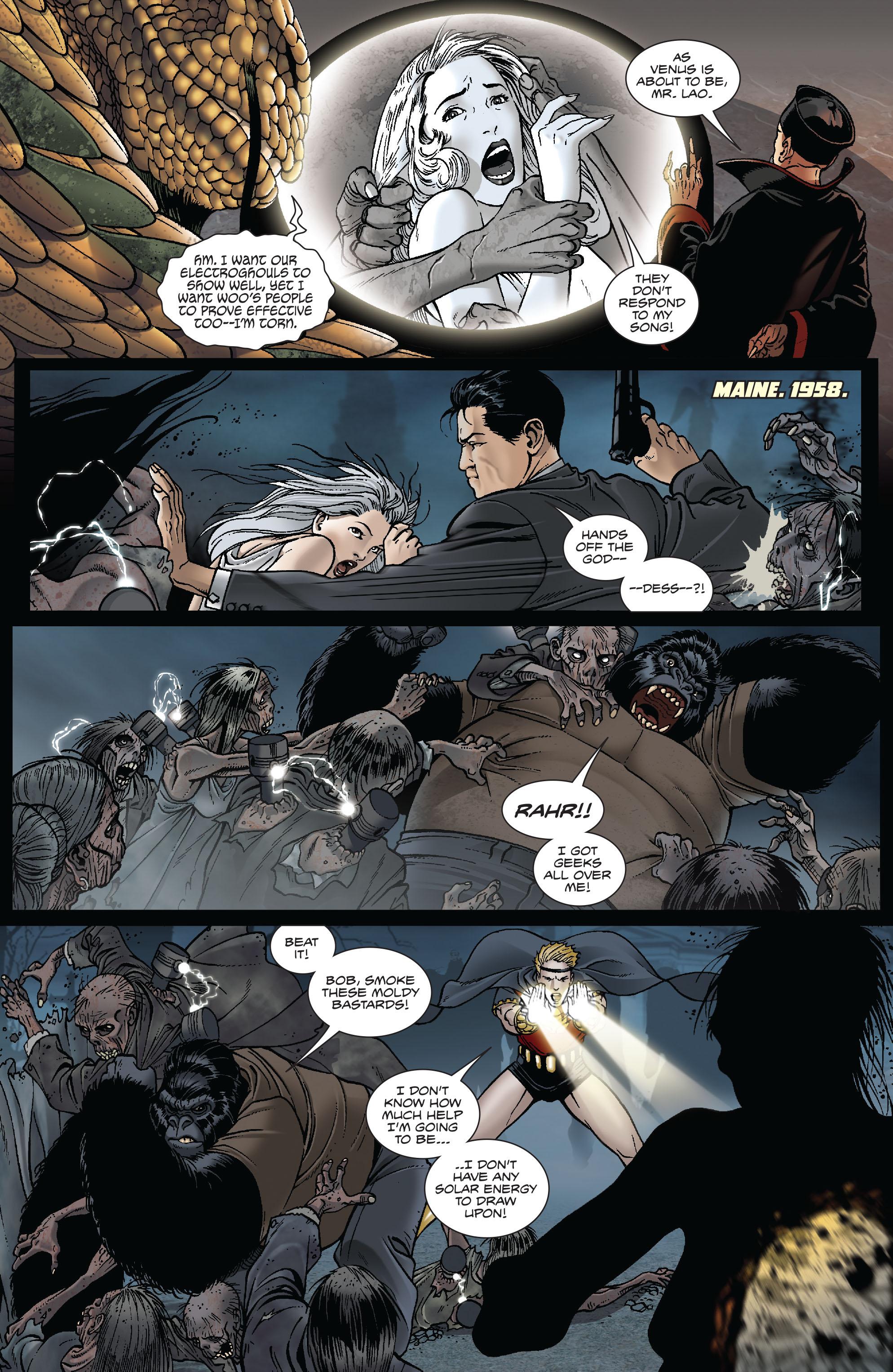Read online Atlas comic -  Issue #2 - 20