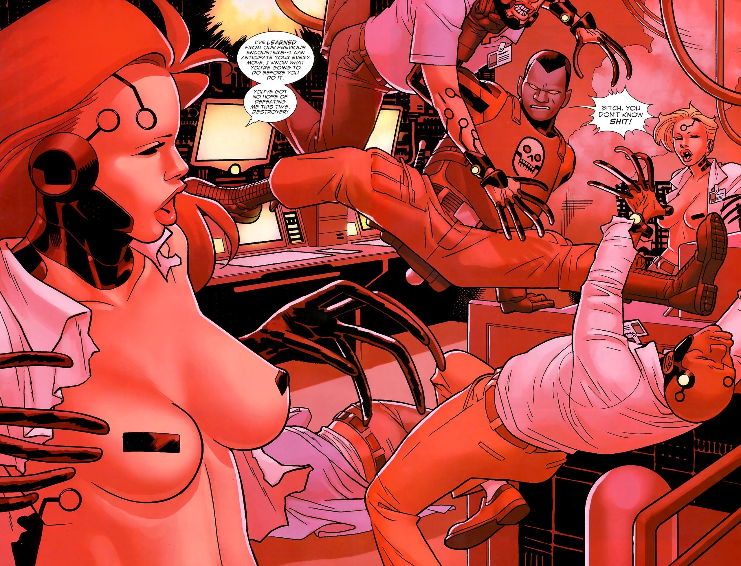 Read online Destroyer comic -  Issue #5 - 20