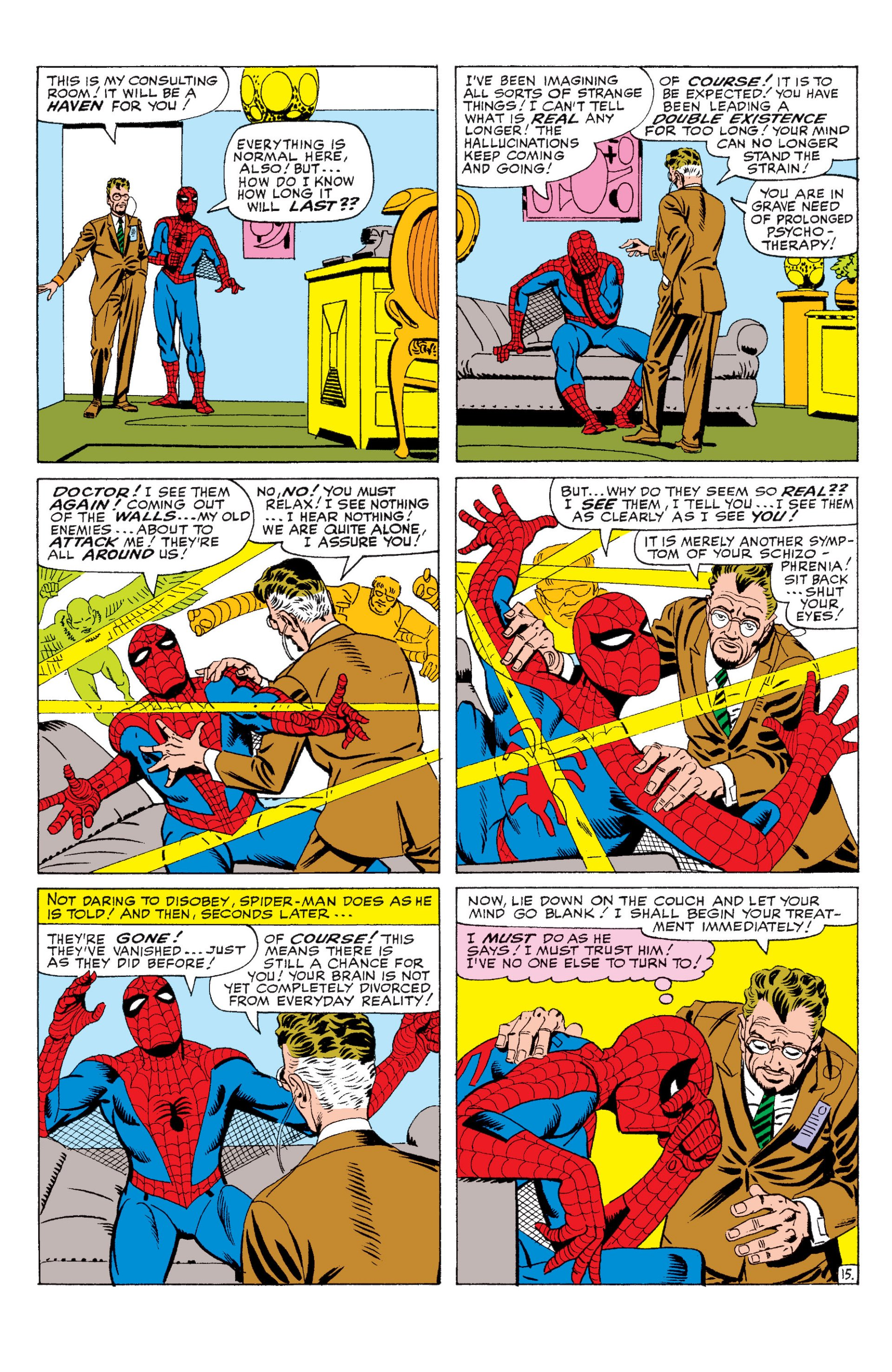 The Amazing Spider-Man (1963) 24 Page 15