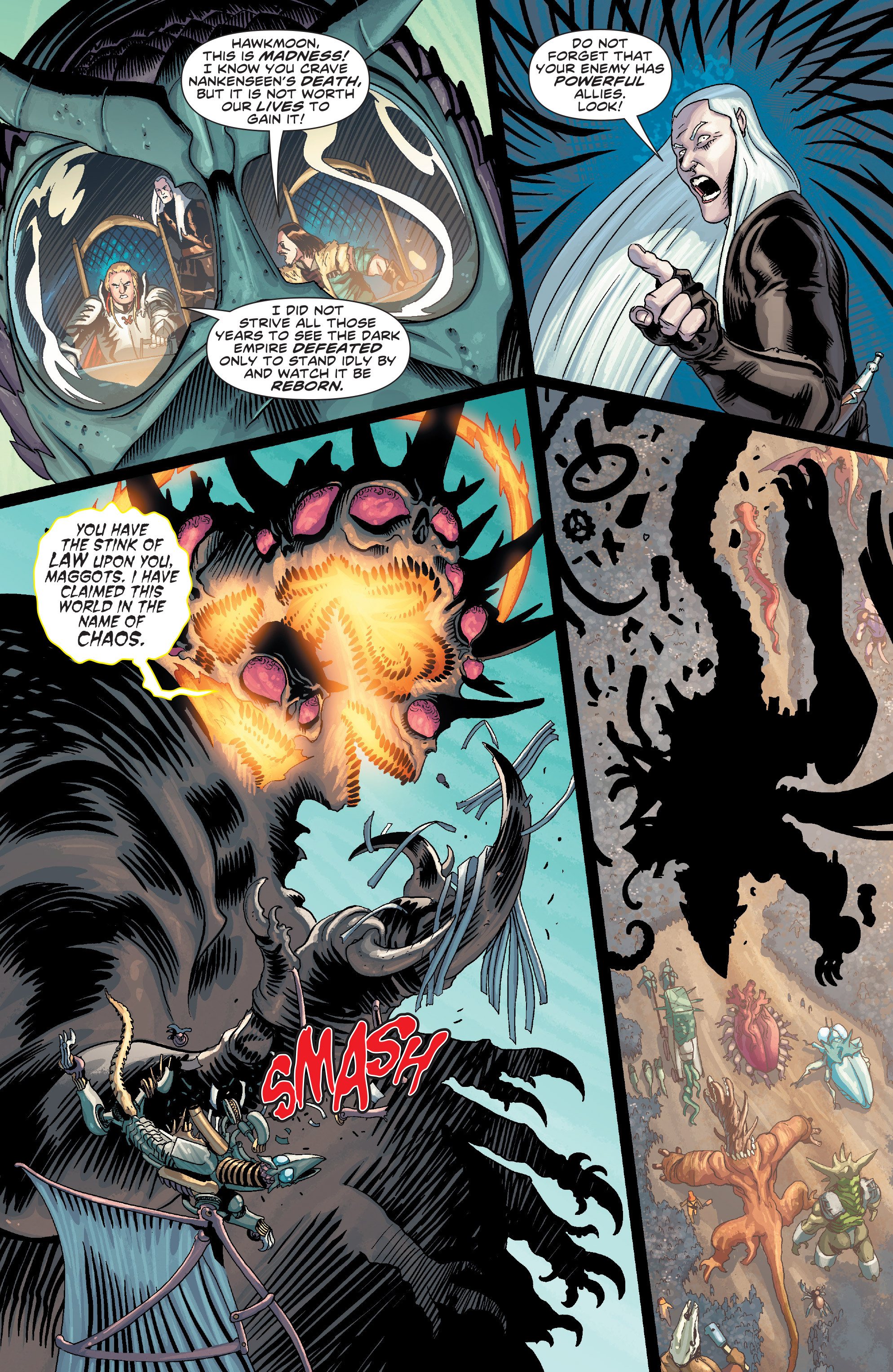 Read online Elric: The Balance Lost comic -  Issue # TPB 2 - 52
