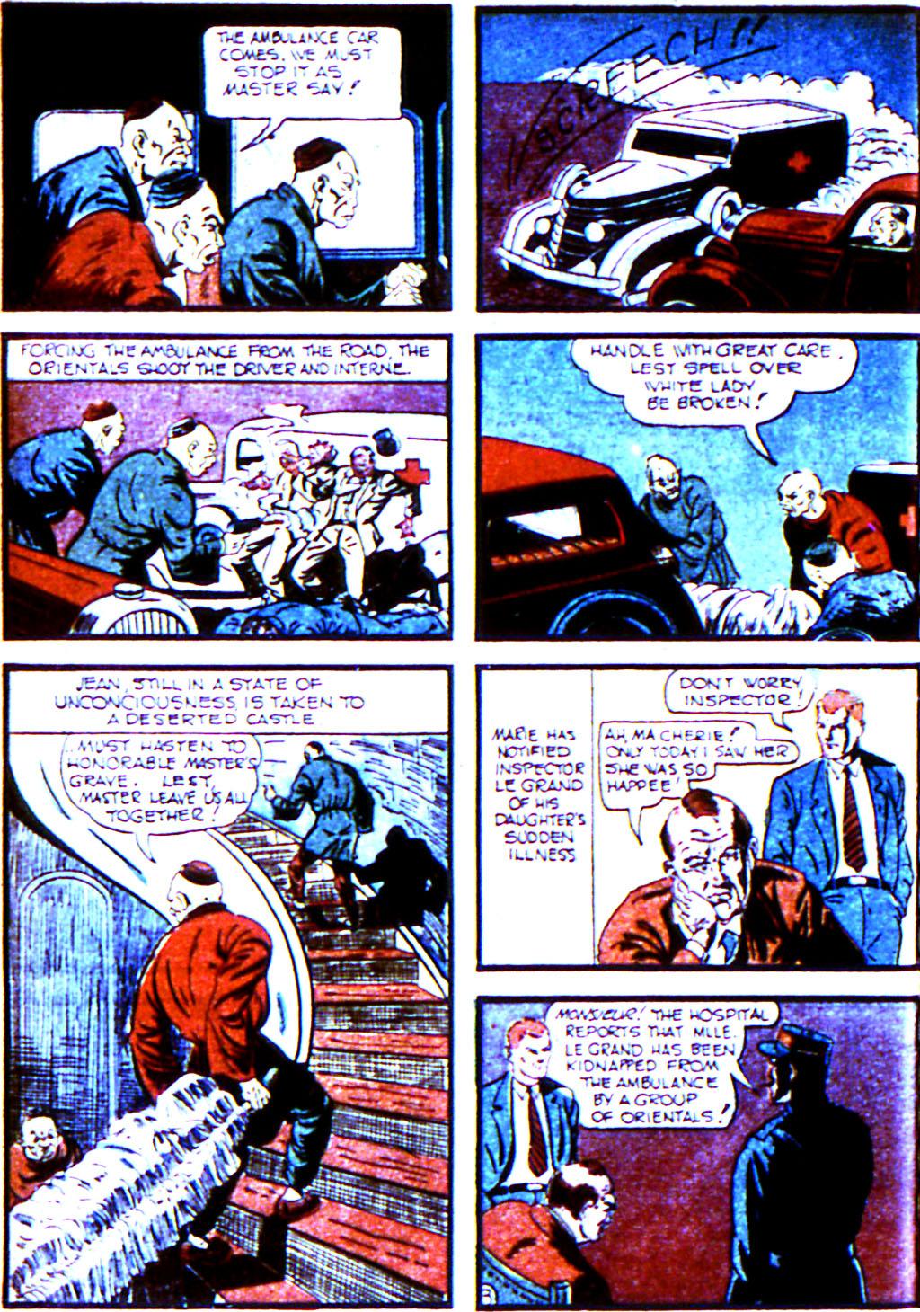 Read online Adventure Comics (1938) comic -  Issue #45 - 16