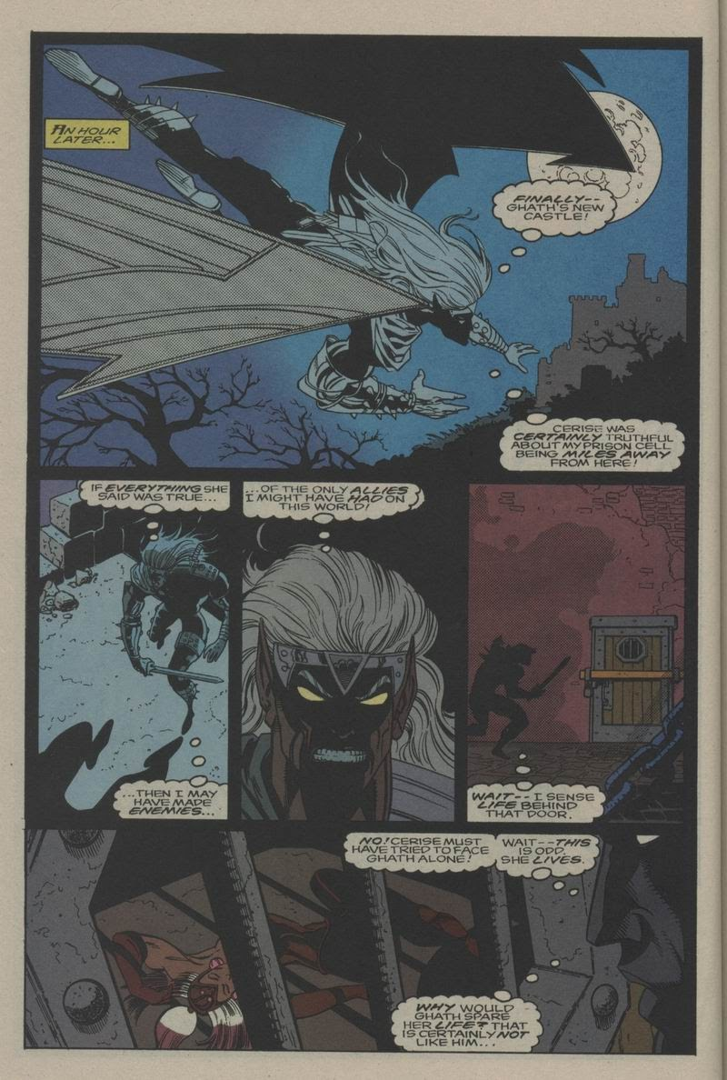 Excalibur (1988) issue Annual 1 - Page 27
