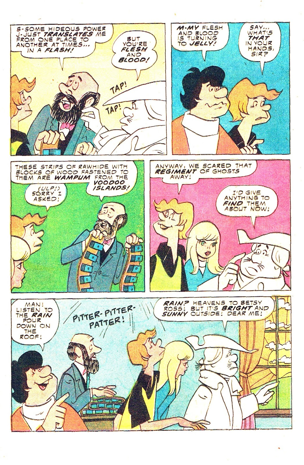 The Funky Phantom issue 13 - Page 12