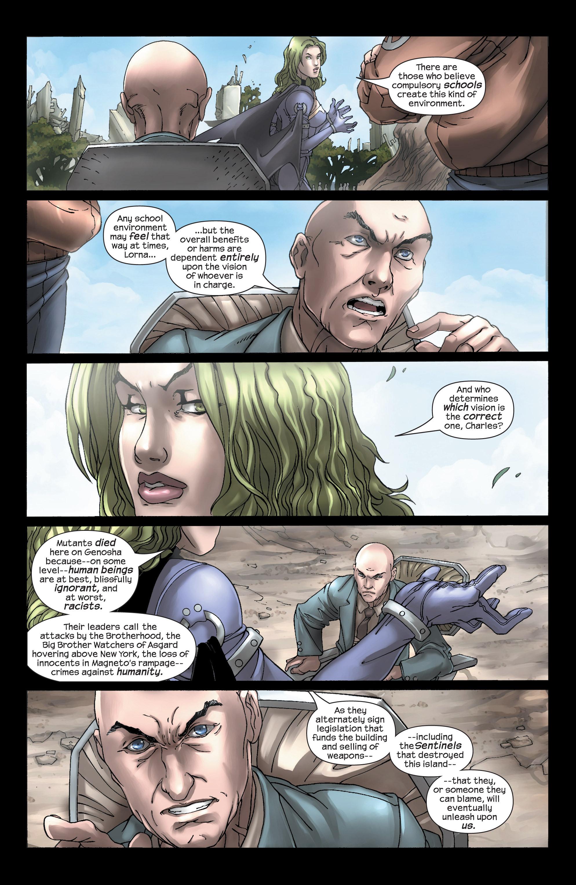 Read online Uncanny X-Men (1963) comic -  Issue #443 - 8