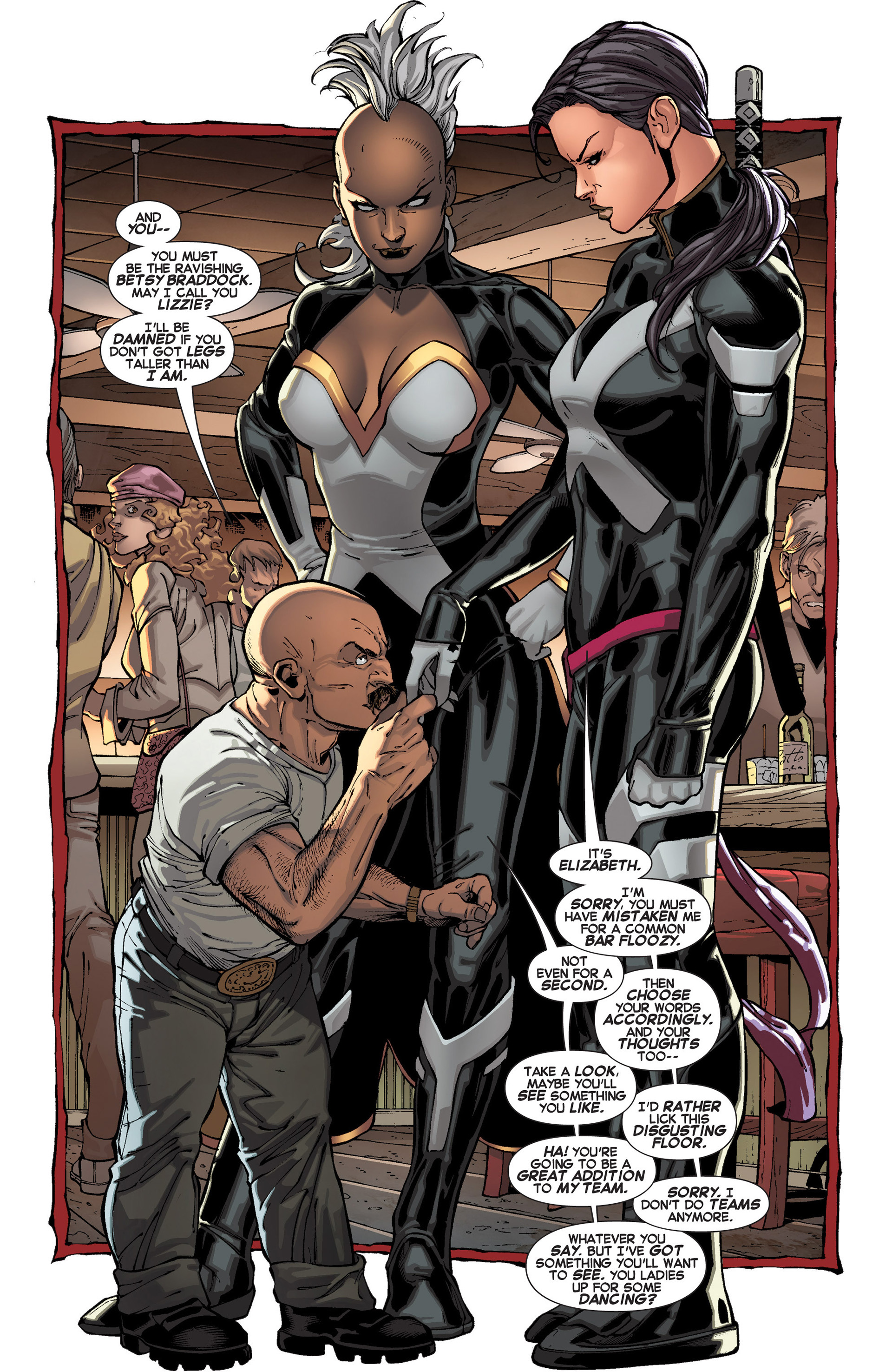 Read online Uncanny X-Force (2013) comic -  Issue #1 - 10