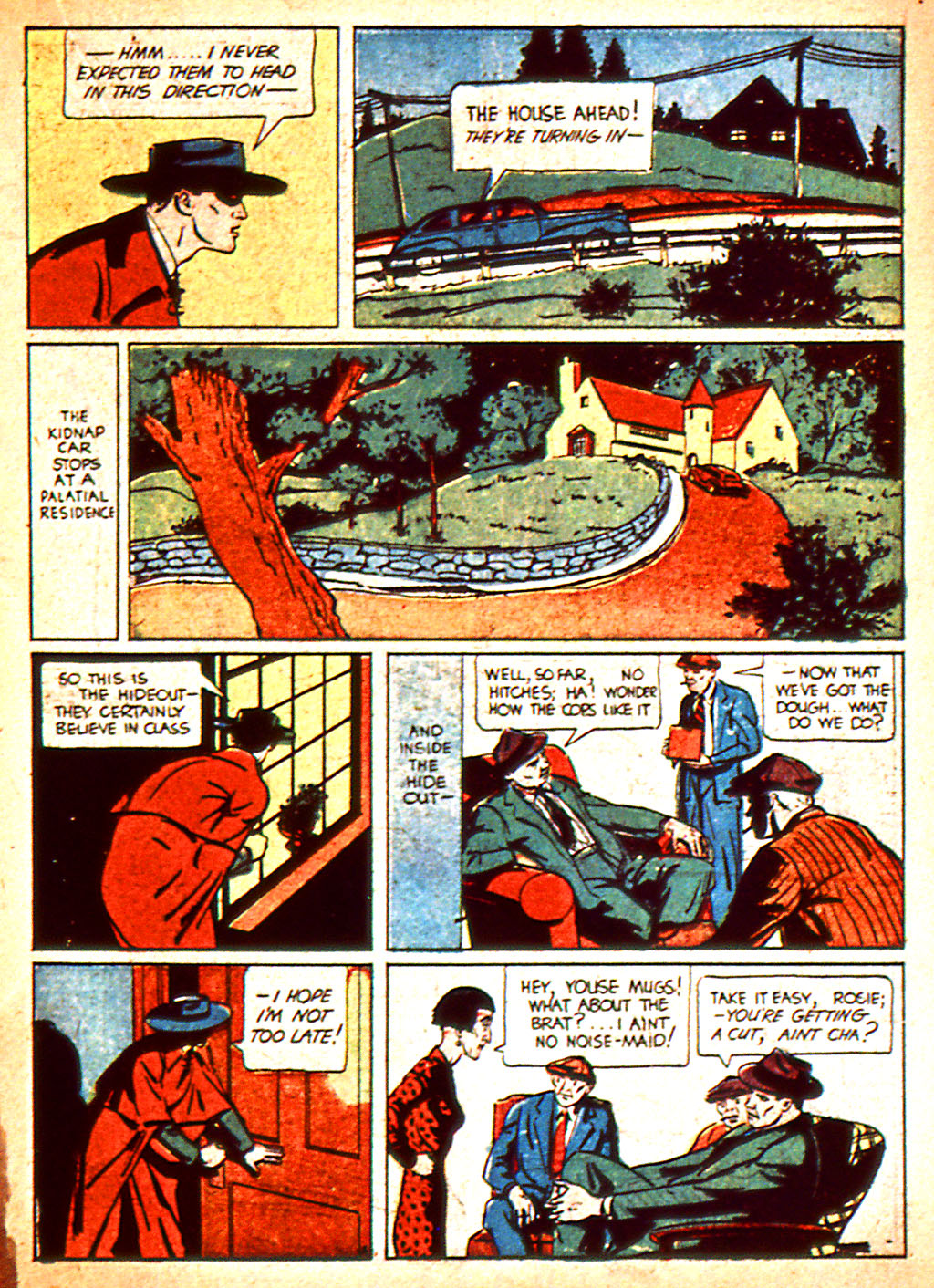 Read online Detective Comics (1937) comic -  Issue #37 - 32