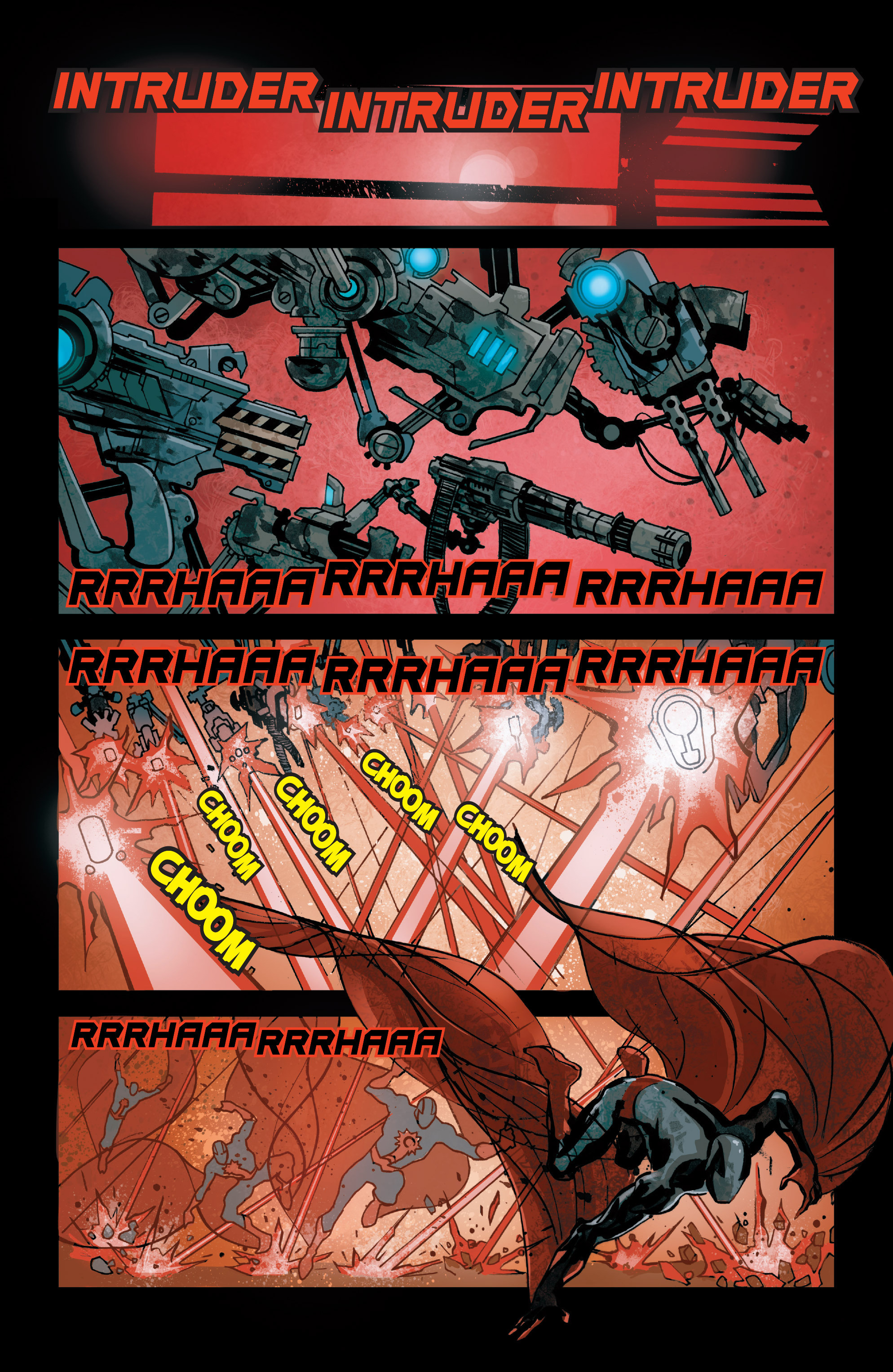 Read online Armor Wars comic -  Issue #2 - 17