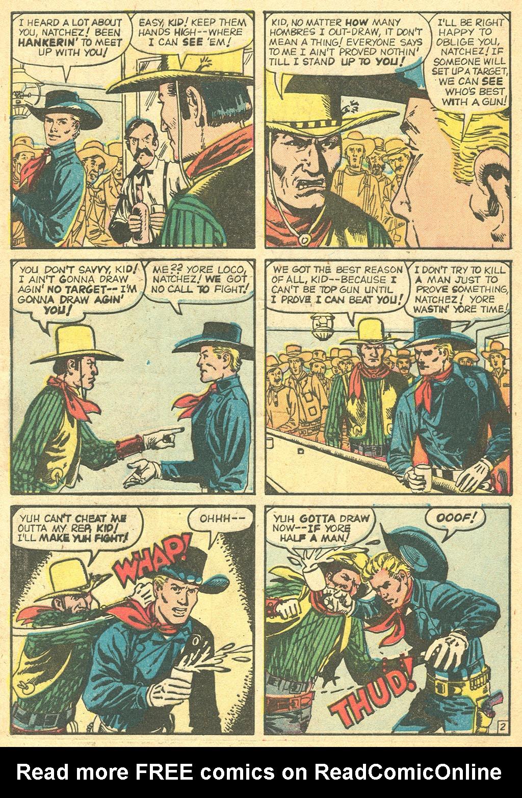 Read online Two-Gun Kid comic -  Issue #55 - 4