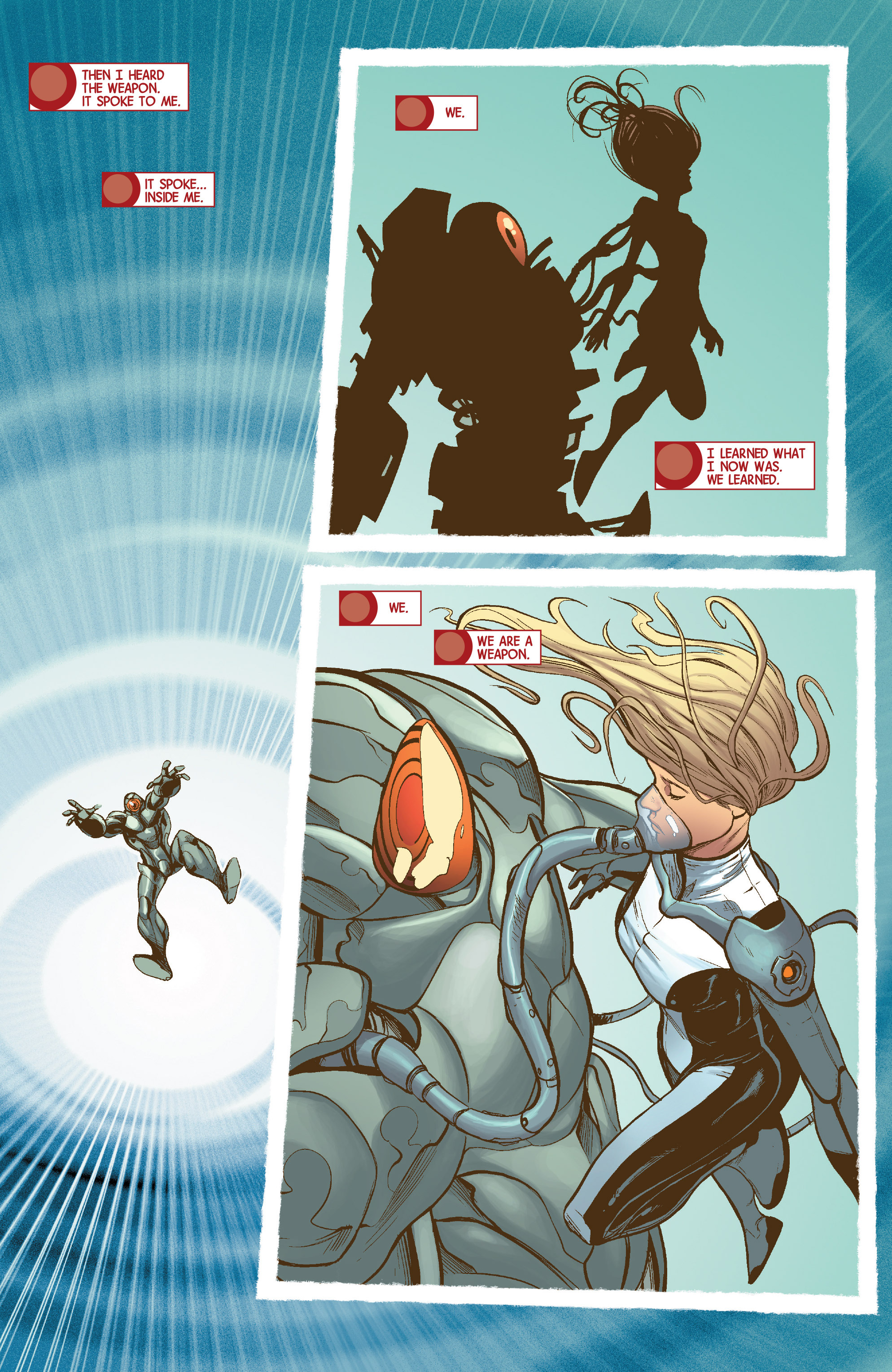 Read online Avengers (2013) comic -  Issue #38 - 21