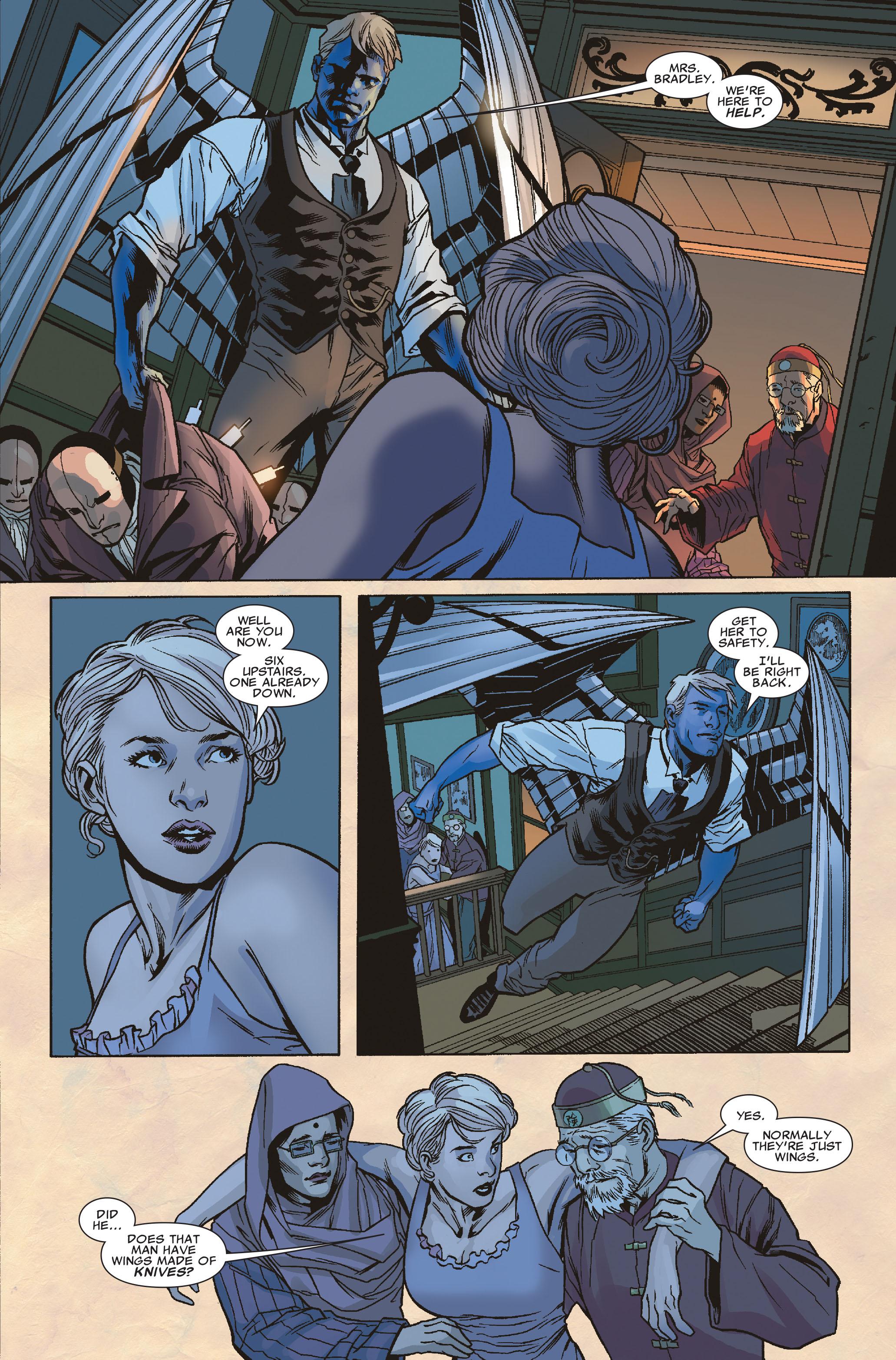 Read online Uncanny X-Men (1963) comic -  Issue #512 - 22