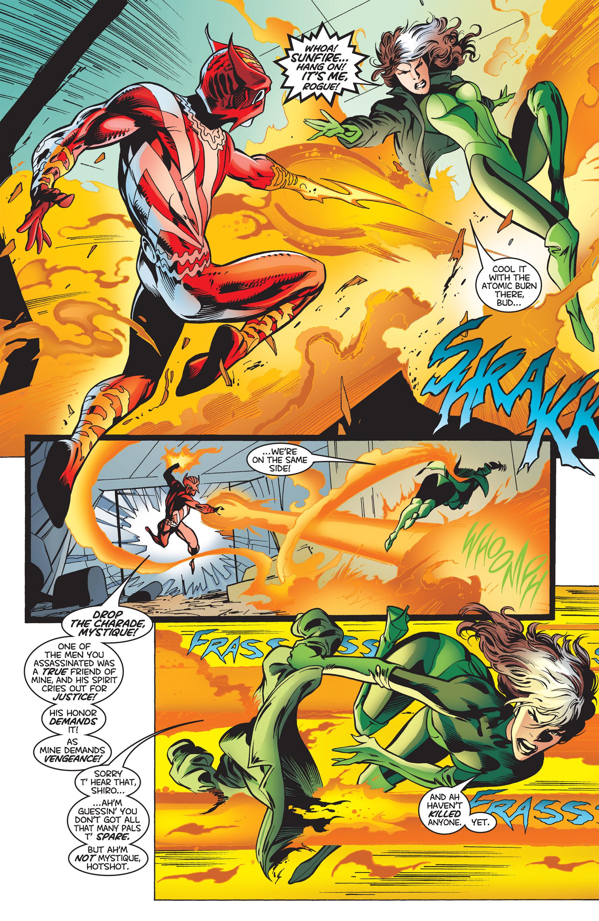 X-Men (1991) 94 Page 1
