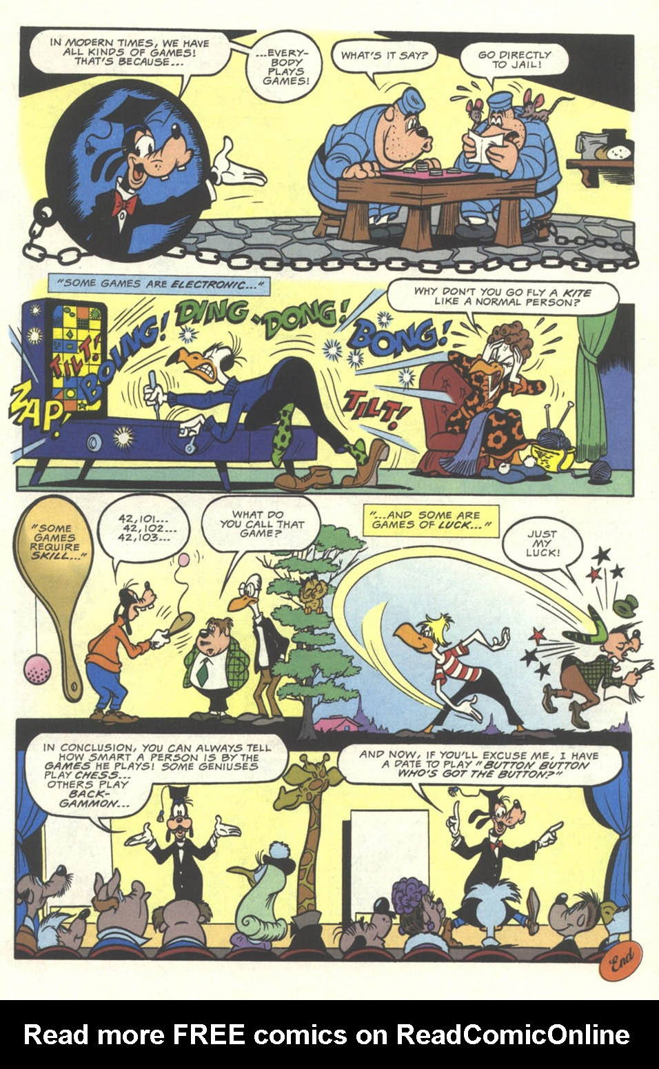 Walt Disney's Comics and Stories issue 574 - Page 22