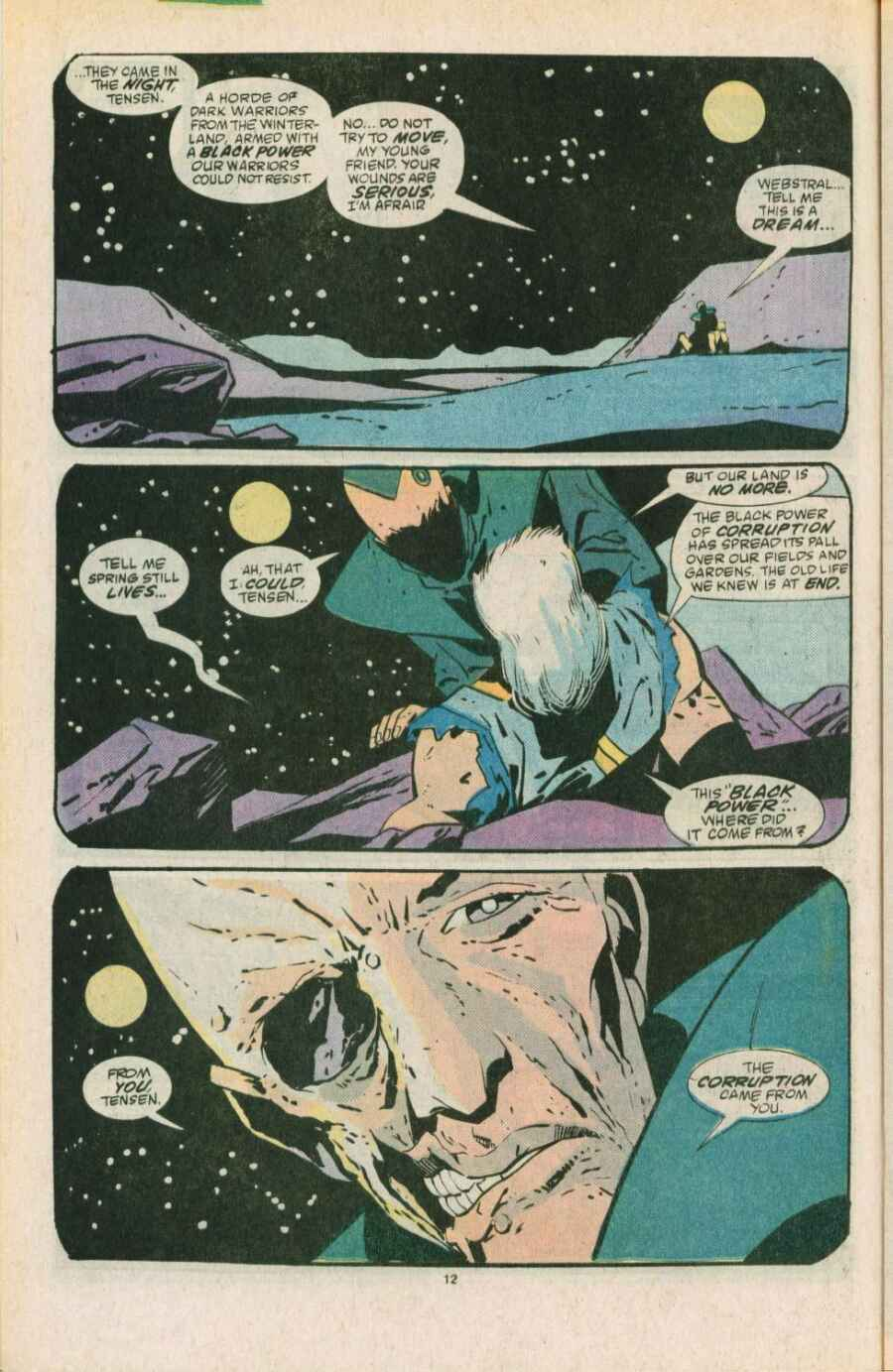 Read online Justice (1986) comic -  Issue #11 - 13
