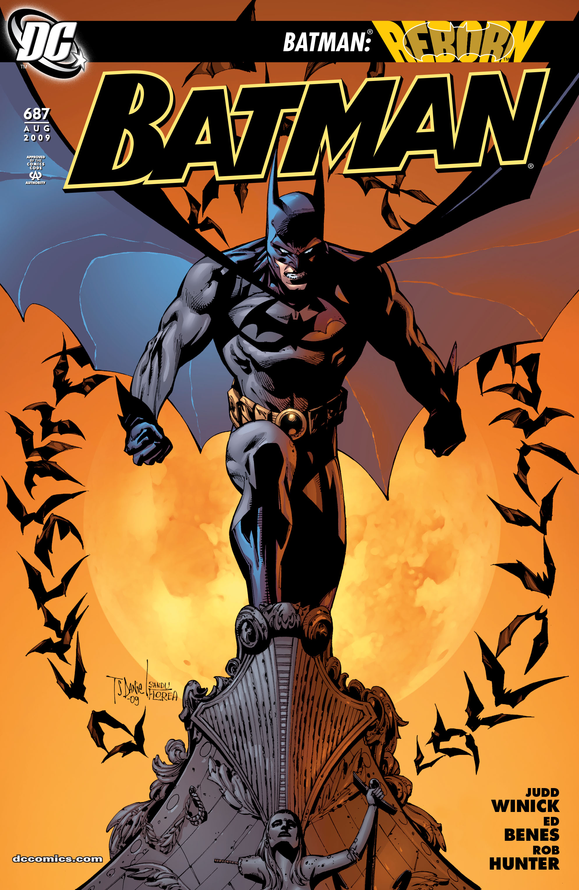 Batman (1940) 687 Page 1