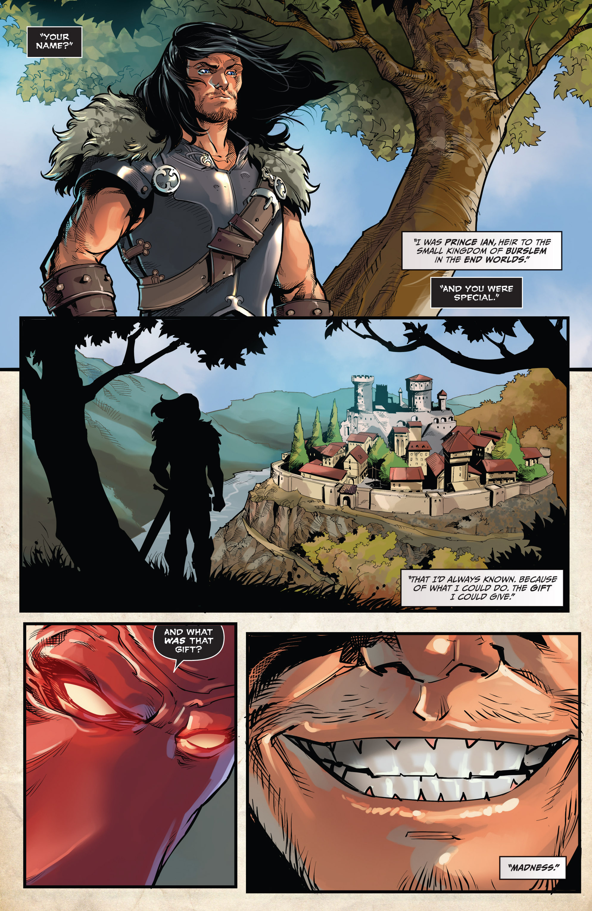Read online Grimm Fairy Tales vs. Wonderland comic -  Issue #3 - 11