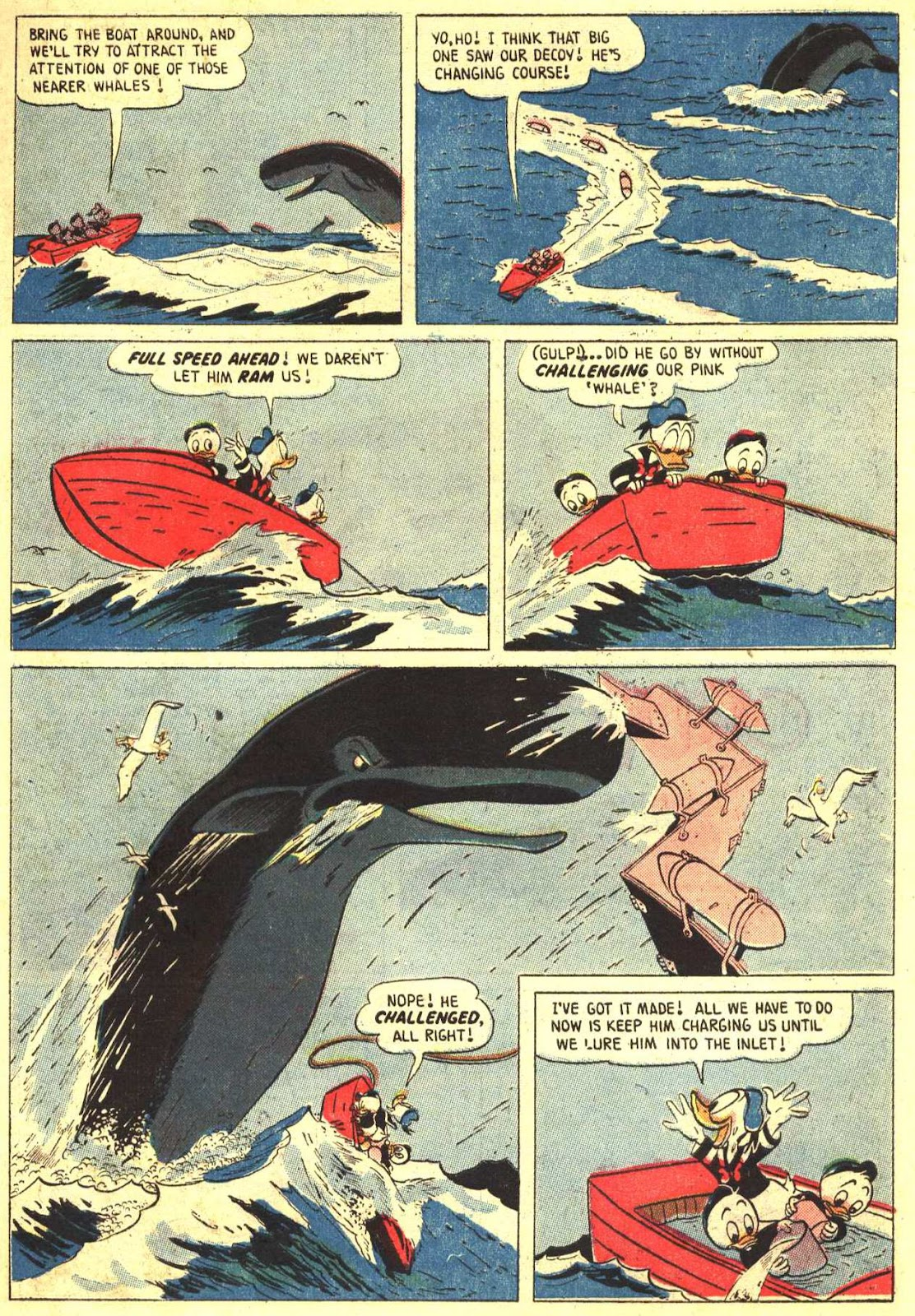 Walt Disney's Comics and Stories issue 193 - Page 7