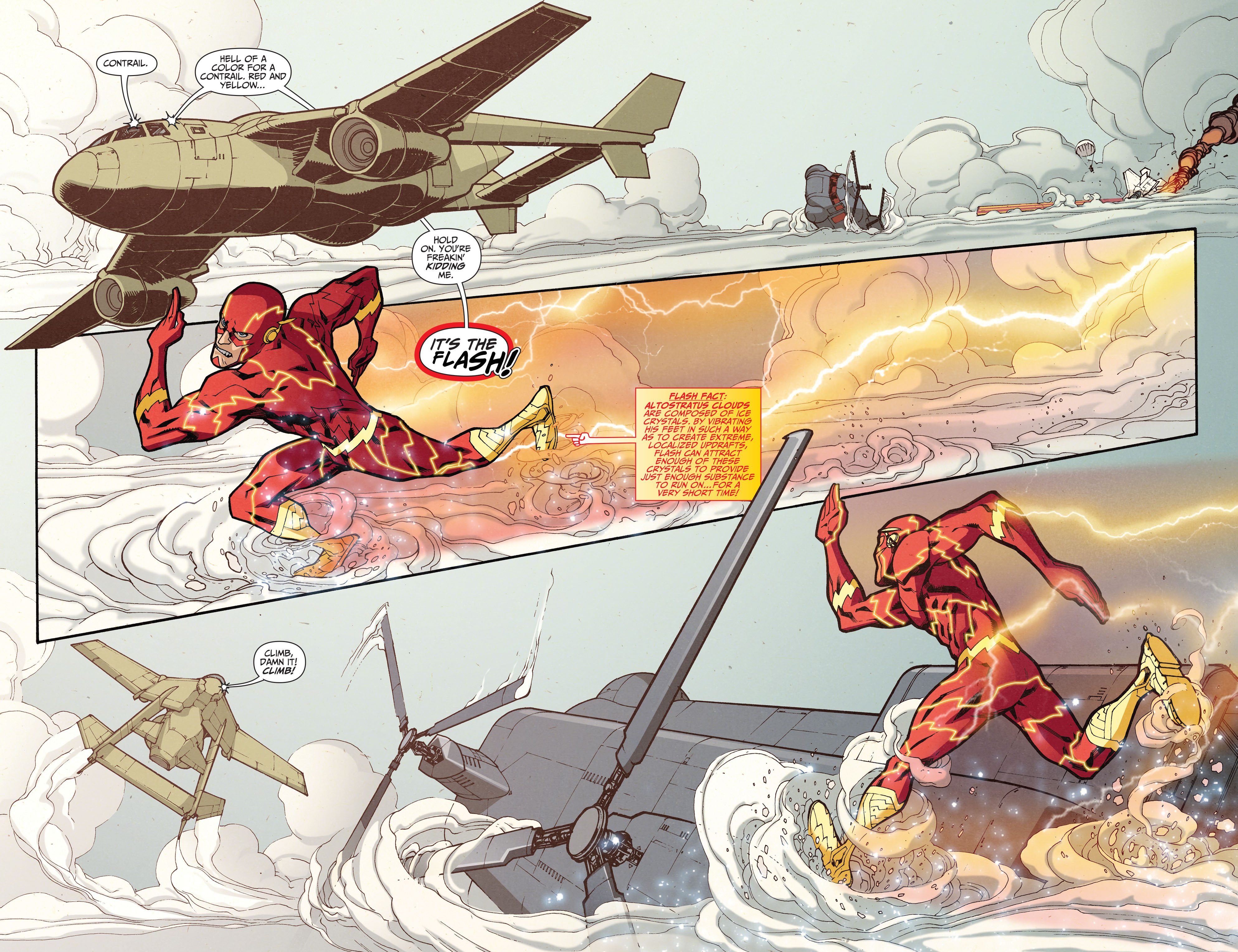 Read online The Flash (2011) comic -  Issue # _TPB 5 - 54