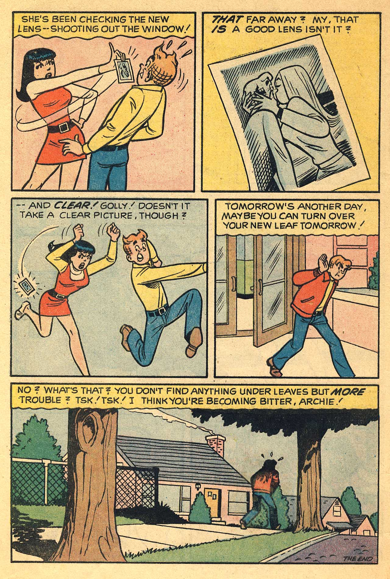 Read online Archie (1960) comic -  Issue #224 - 8
