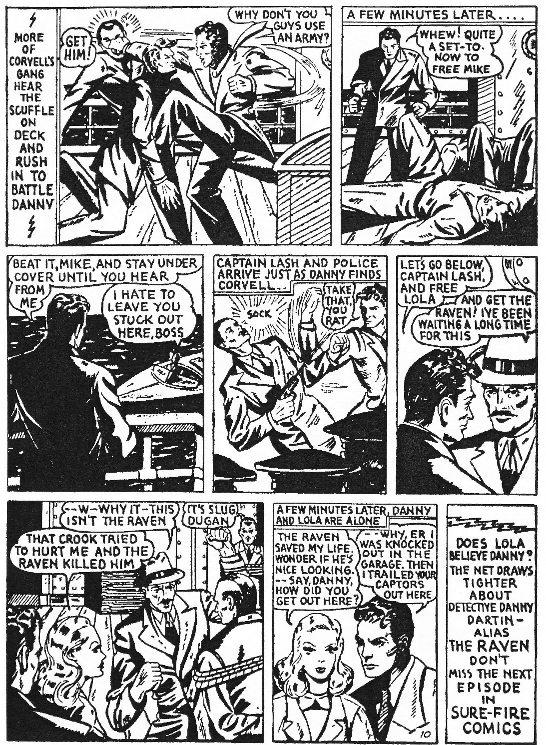 Read online Men of Mystery Comics comic -  Issue #76 - 56