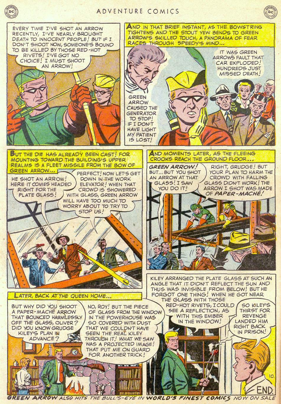 Read online Adventure Comics (1938) comic -  Issue #161 - 48