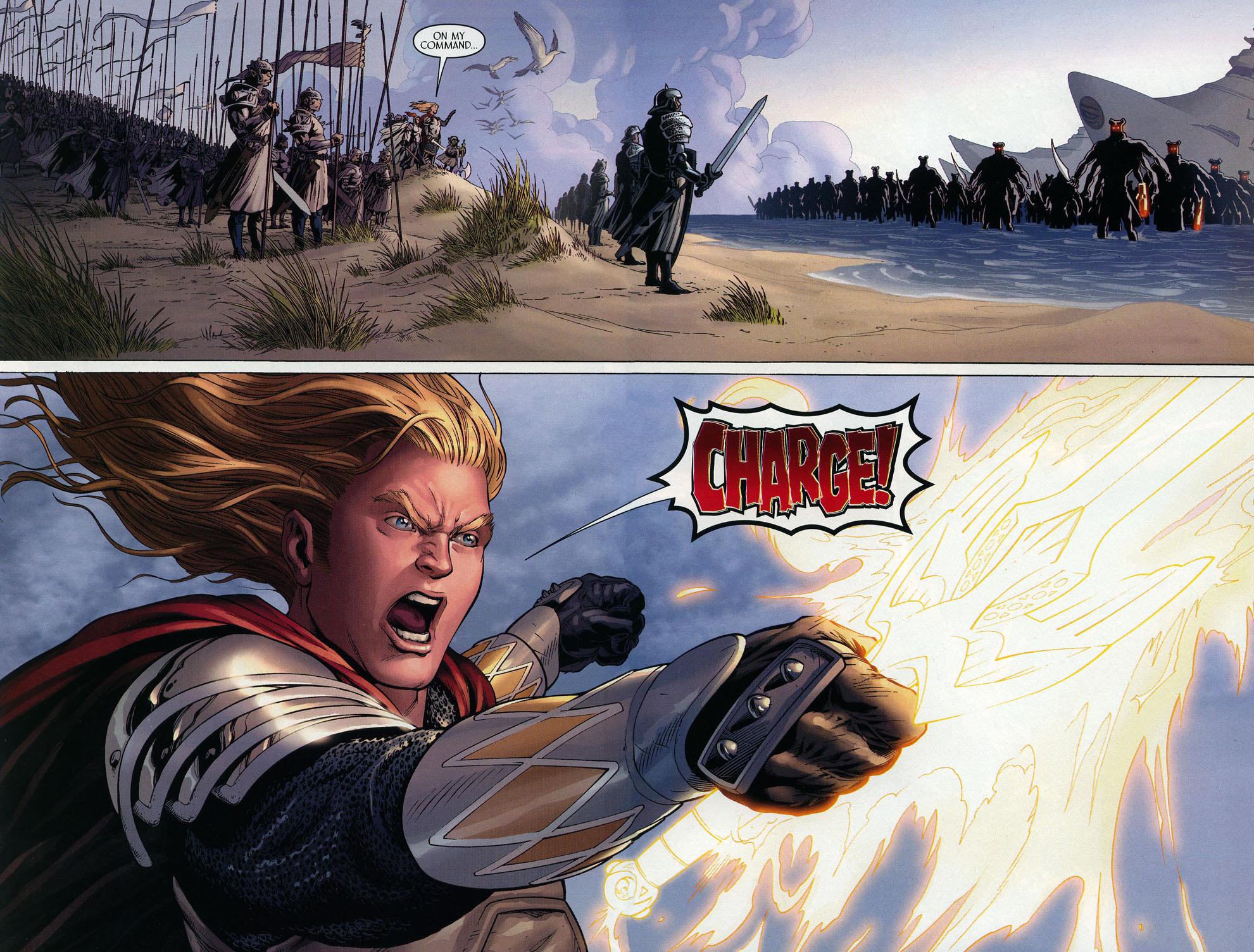 Read online Scion comic -  Issue #41 - 7