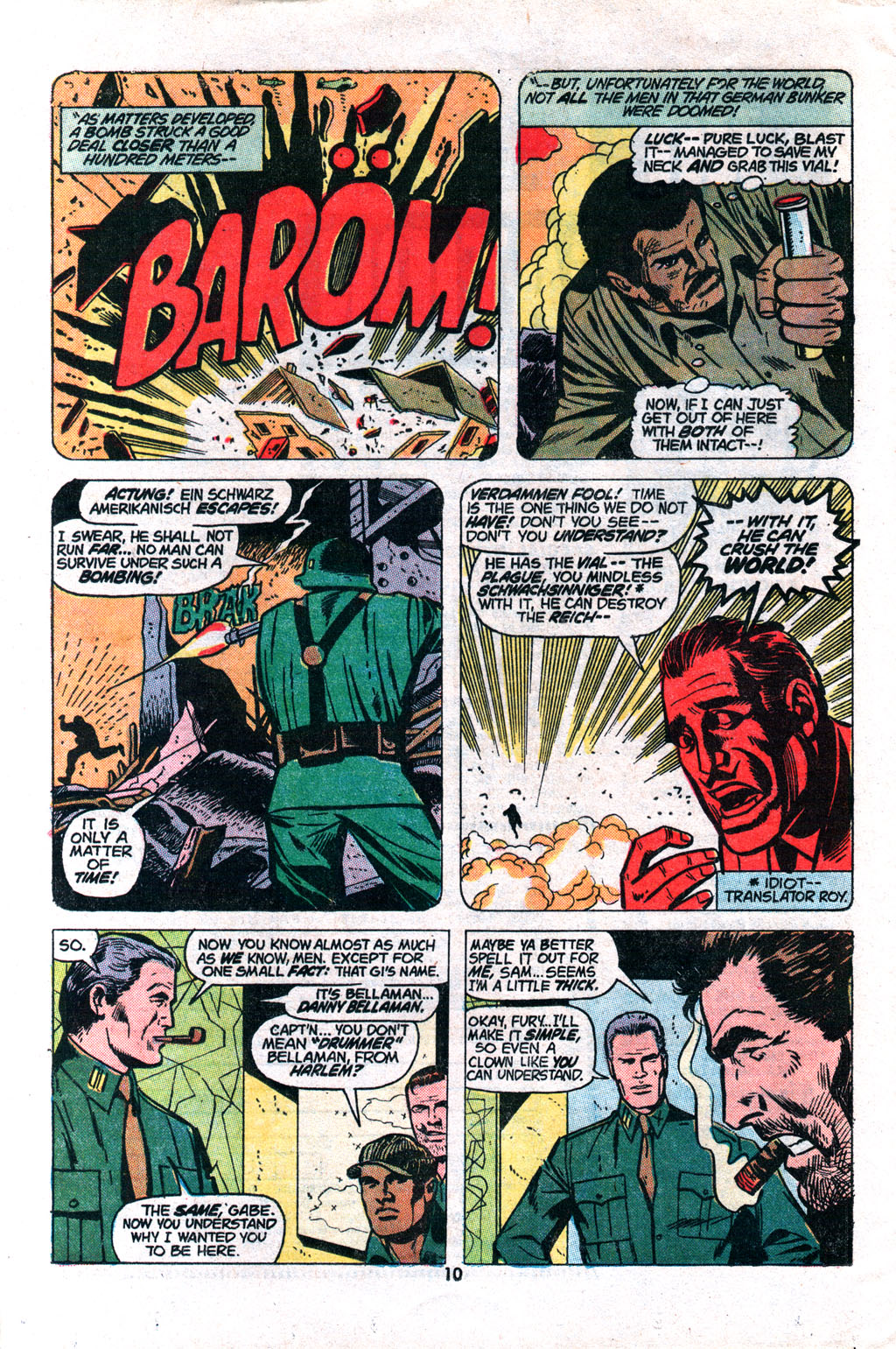 Read online Sgt. Fury comic -  Issue #117 - 12