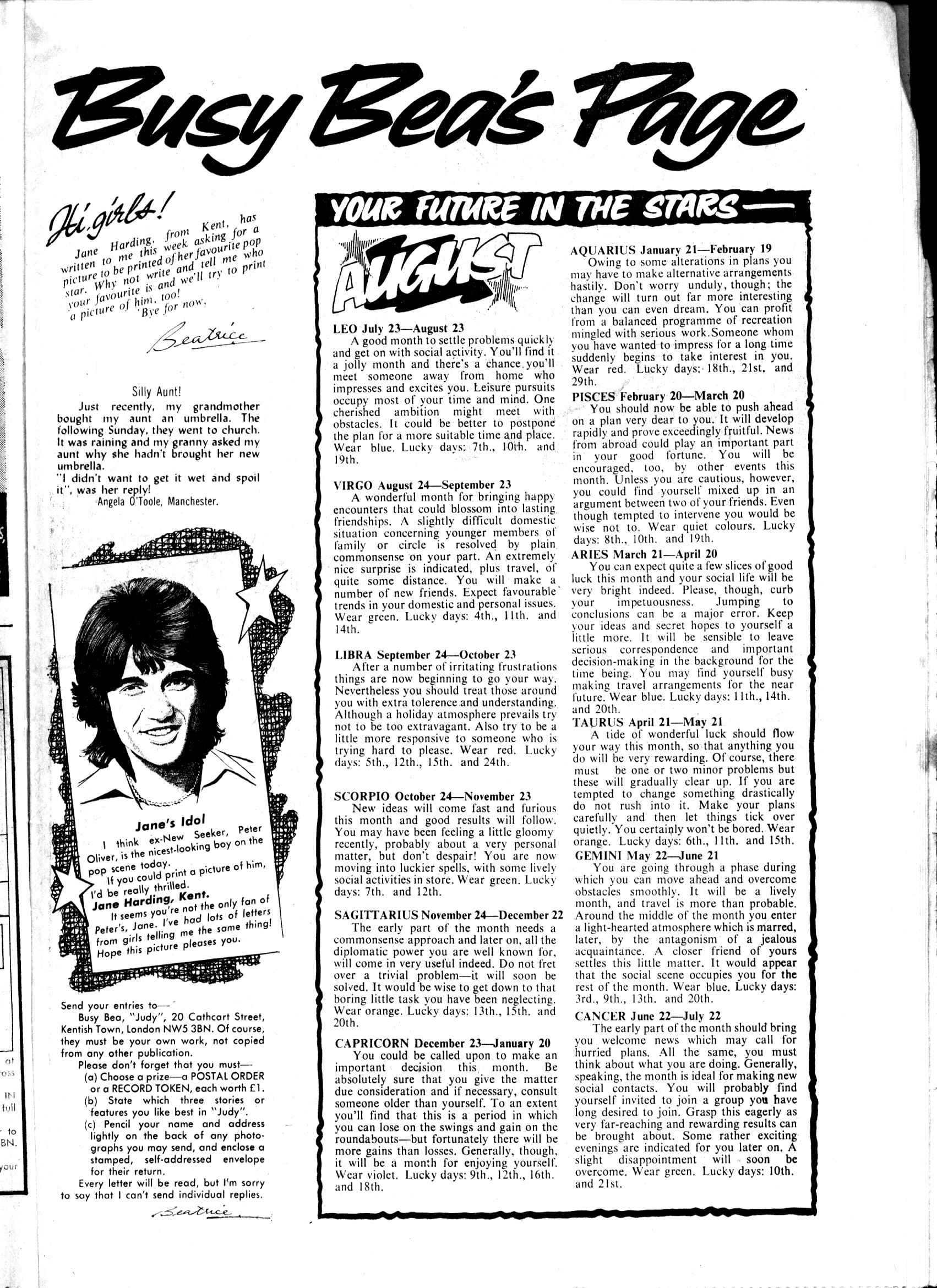 Read online Judy comic -  Issue #813 - 9