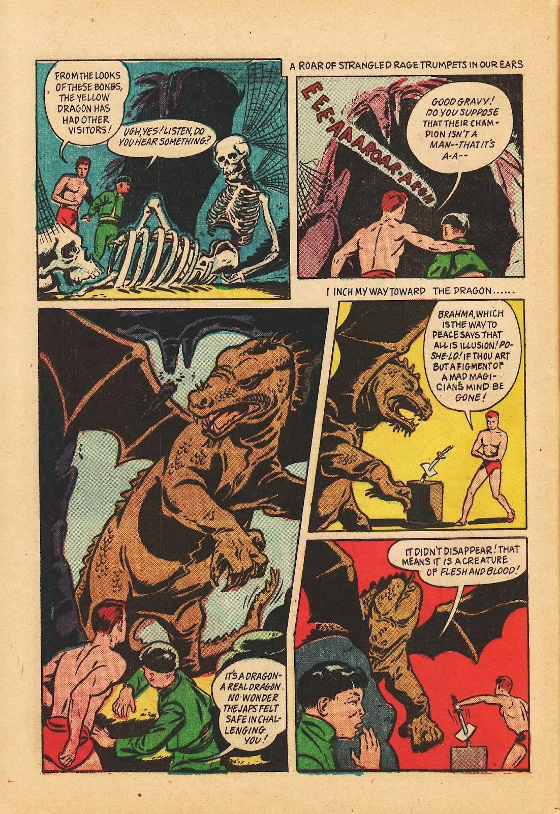 Super-Magician Comics issue 22 - Page 54